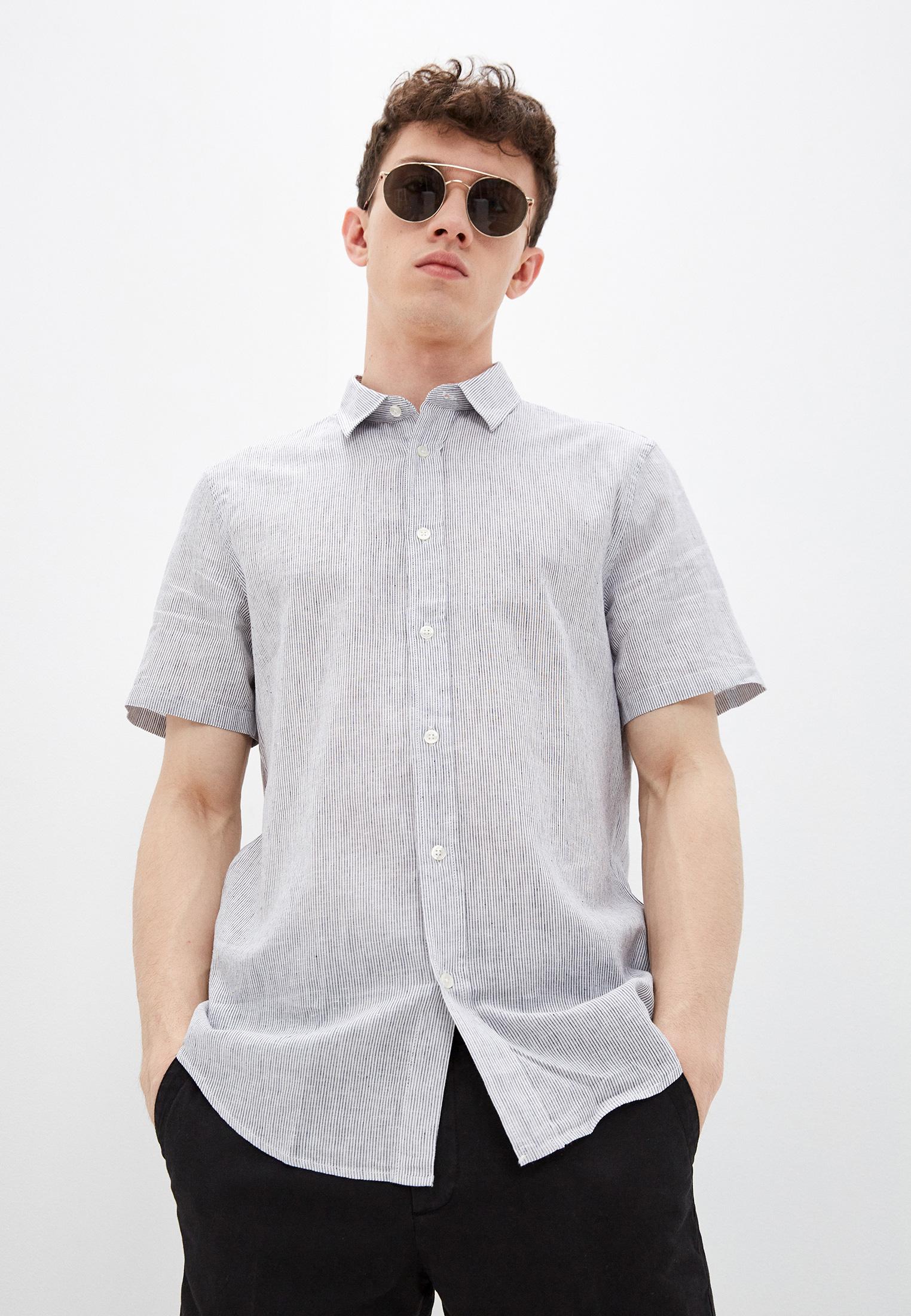 Рубашка с коротким рукавом Bikkembergs (Биккембергс) C C 026 04 T 9756: изображение 1