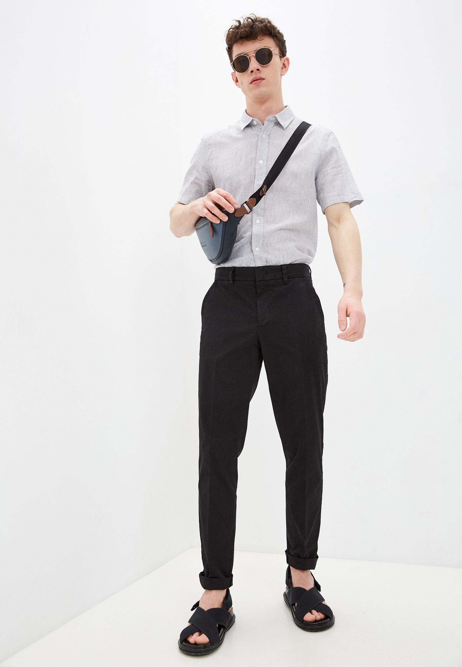 Рубашка с коротким рукавом Bikkembergs (Биккембергс) C C 026 04 T 9756: изображение 3