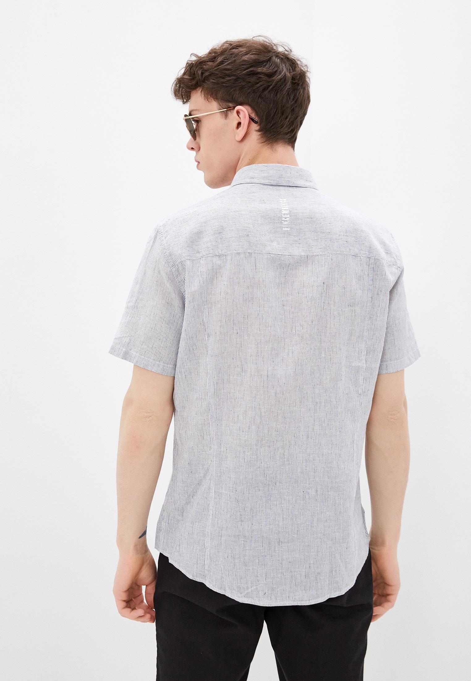 Рубашка с коротким рукавом Bikkembergs (Биккембергс) C C 026 04 T 9756: изображение 4