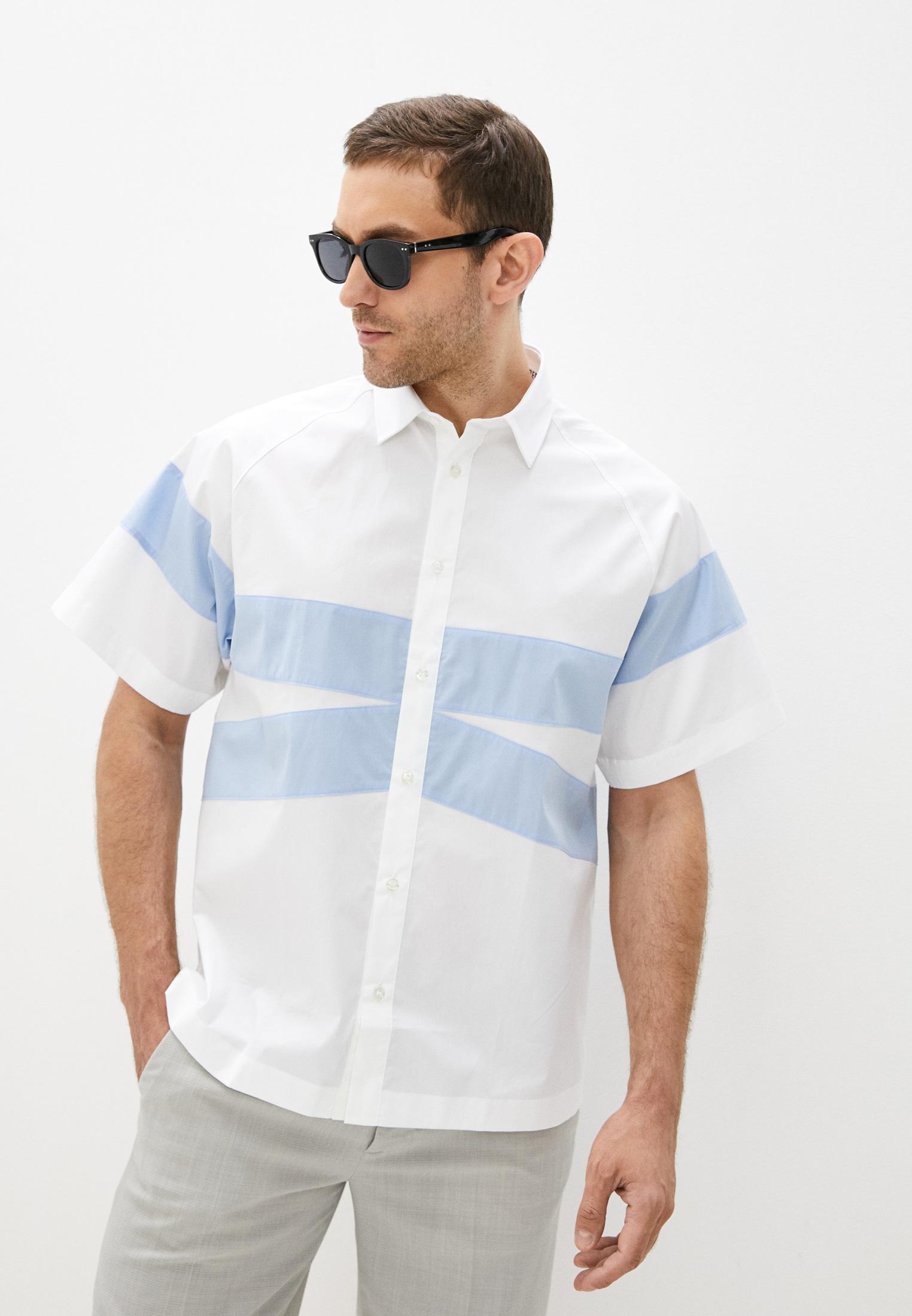 Рубашка с коротким рукавом Bikkembergs C C 069 00 S 2931