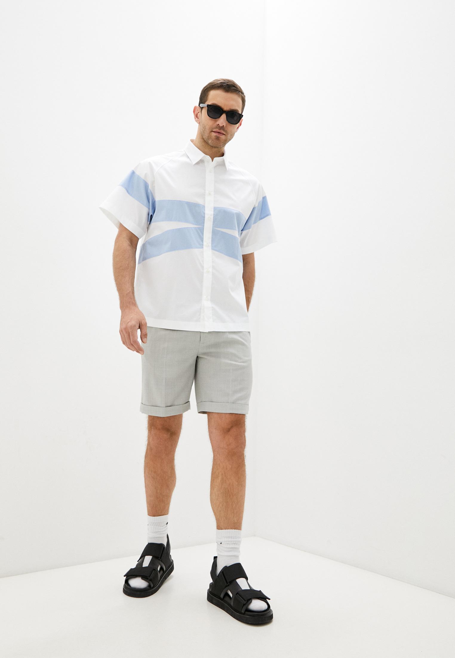Рубашка с коротким рукавом Bikkembergs (Биккембергс) C C 069 00 S 2931: изображение 3