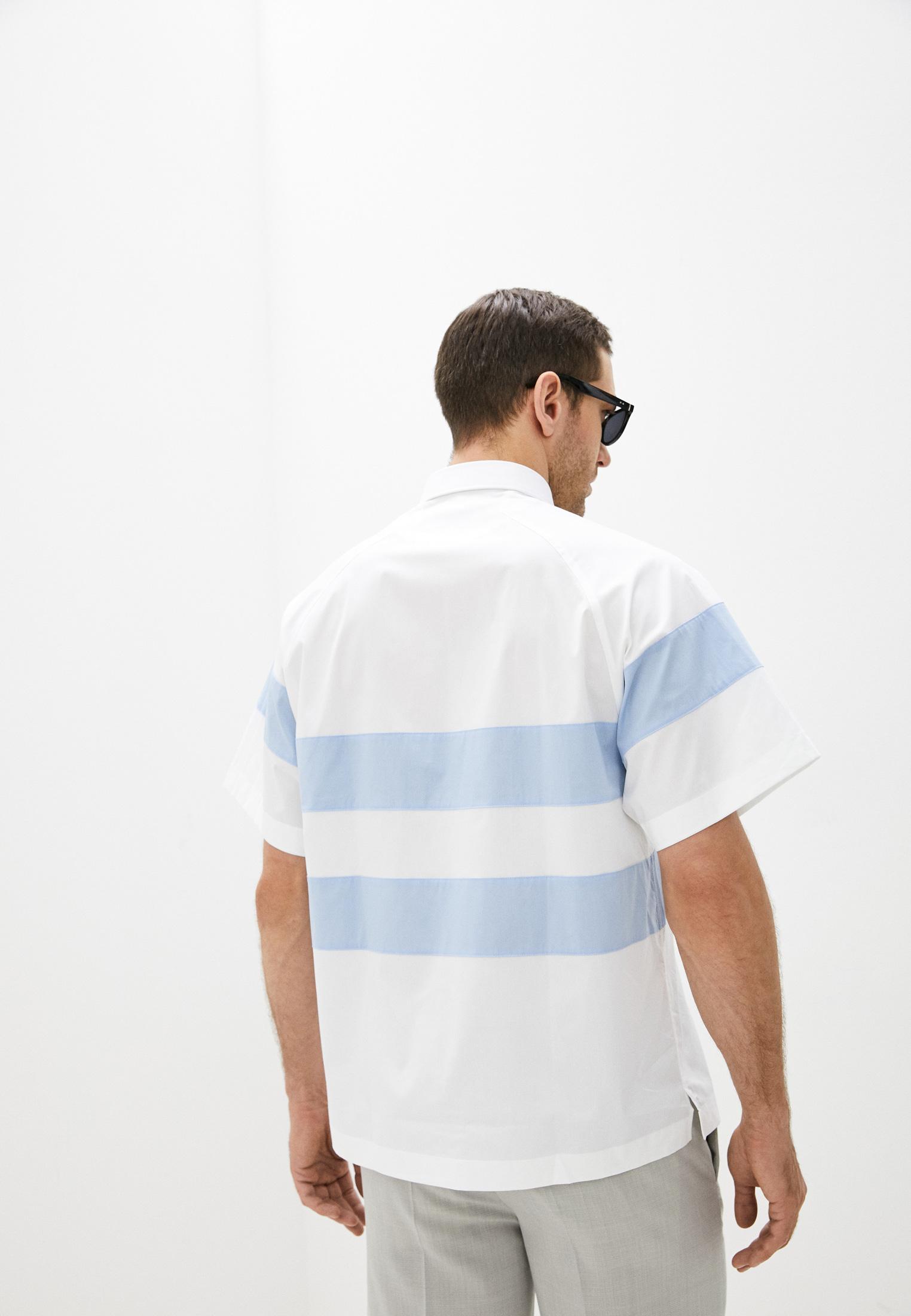 Рубашка с коротким рукавом Bikkembergs (Биккембергс) C C 069 00 S 2931: изображение 4