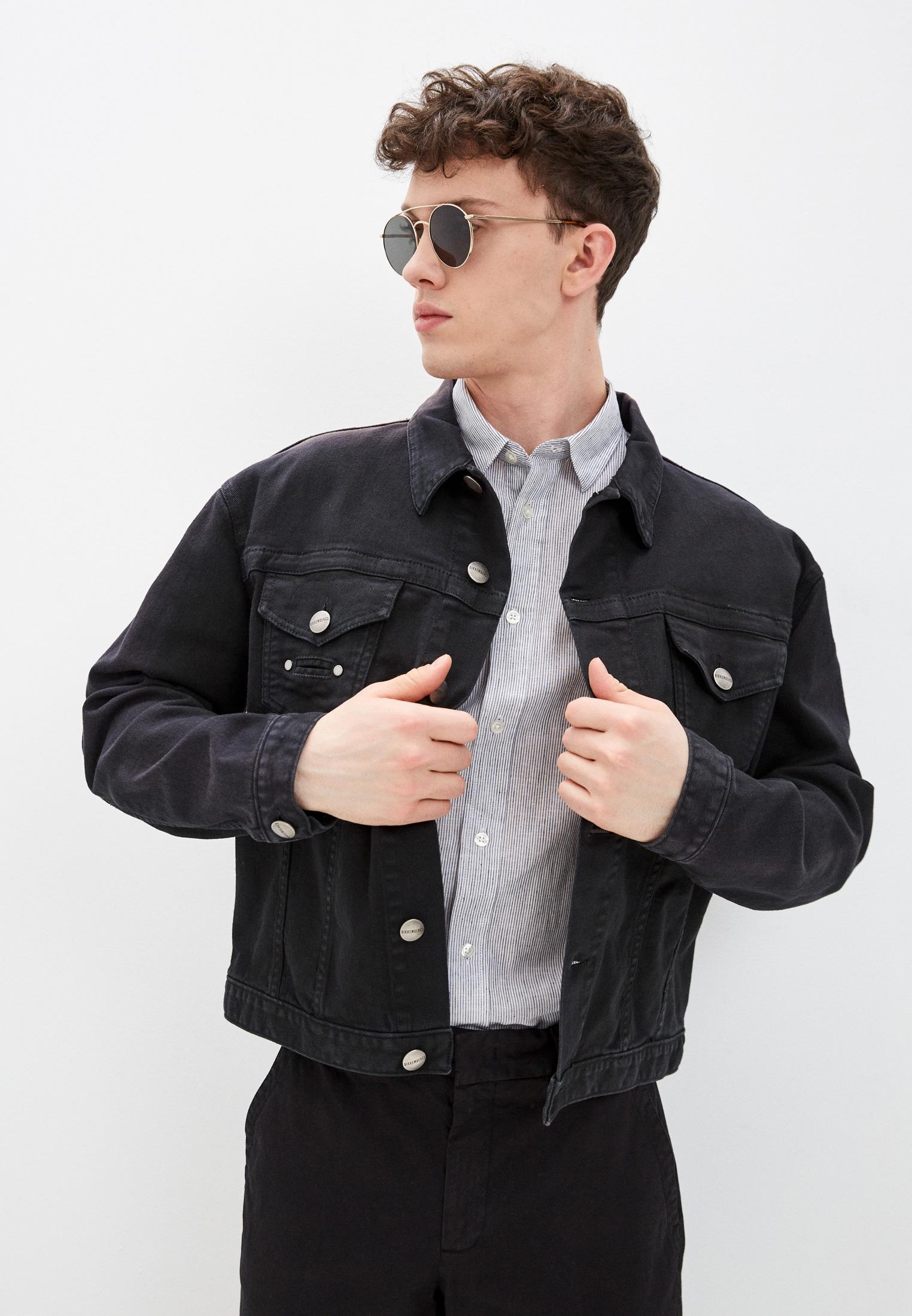 Джинсовая куртка Bikkembergs (Биккембергс) C H 103 70 S 3074