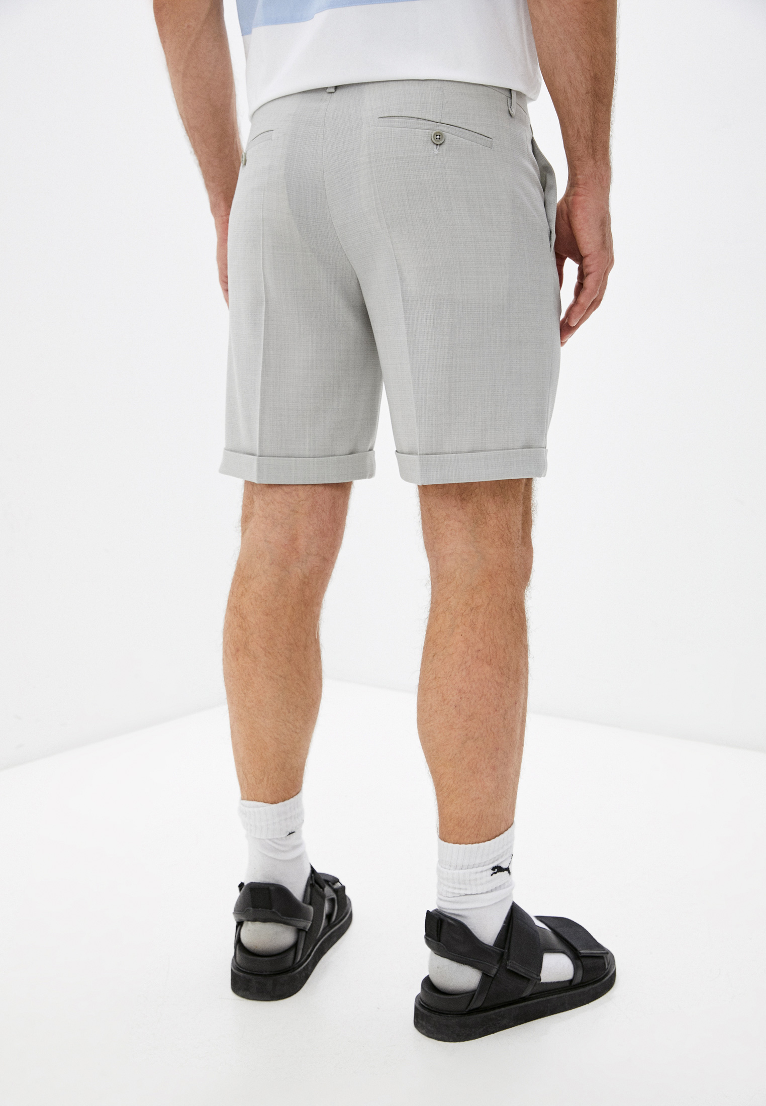 Мужские повседневные шорты Bikkembergs C O 004 00 S 3041: изображение 4