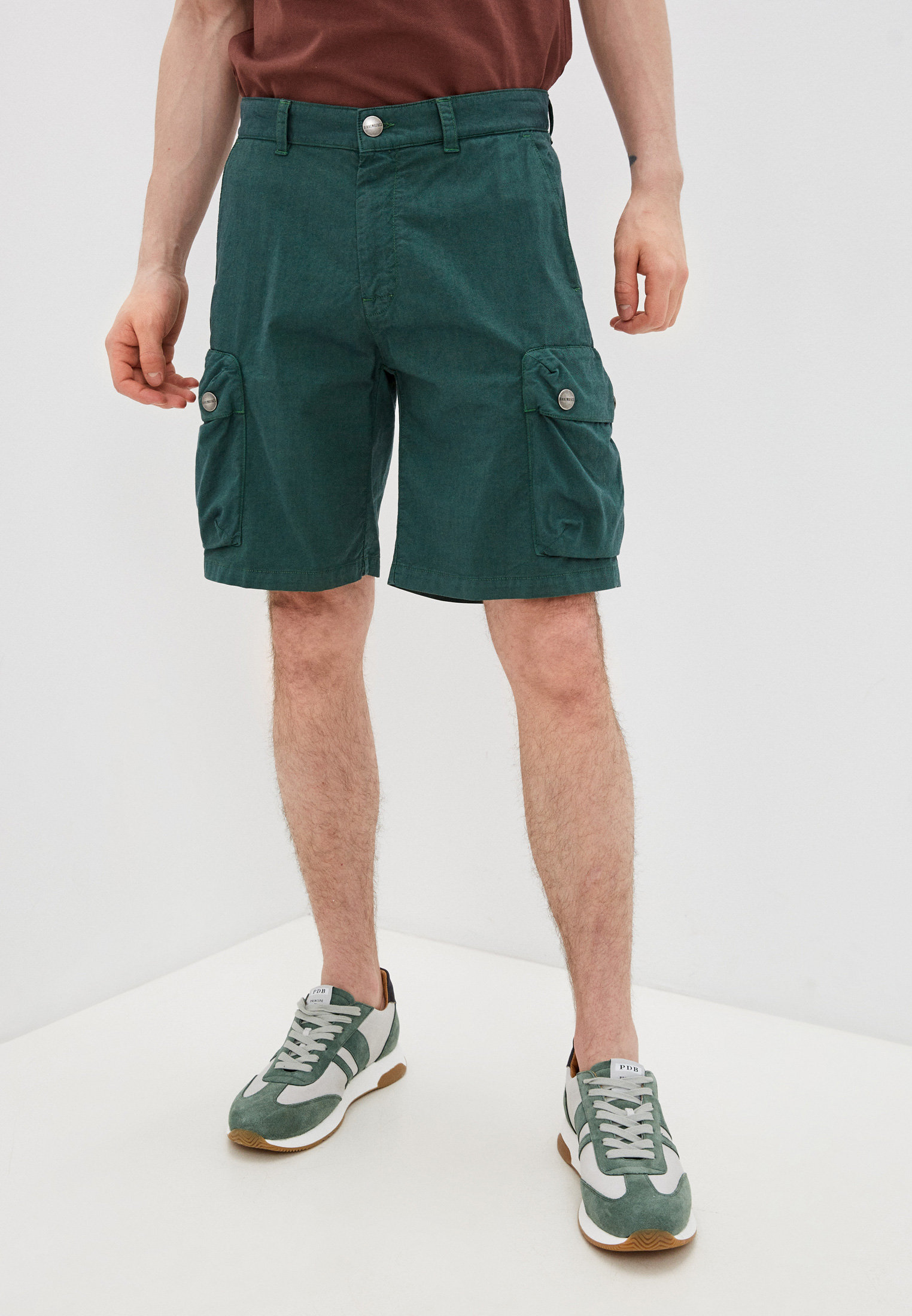 Мужские повседневные шорты Bikkembergs (Биккембергс) C O 006 00 S 3039