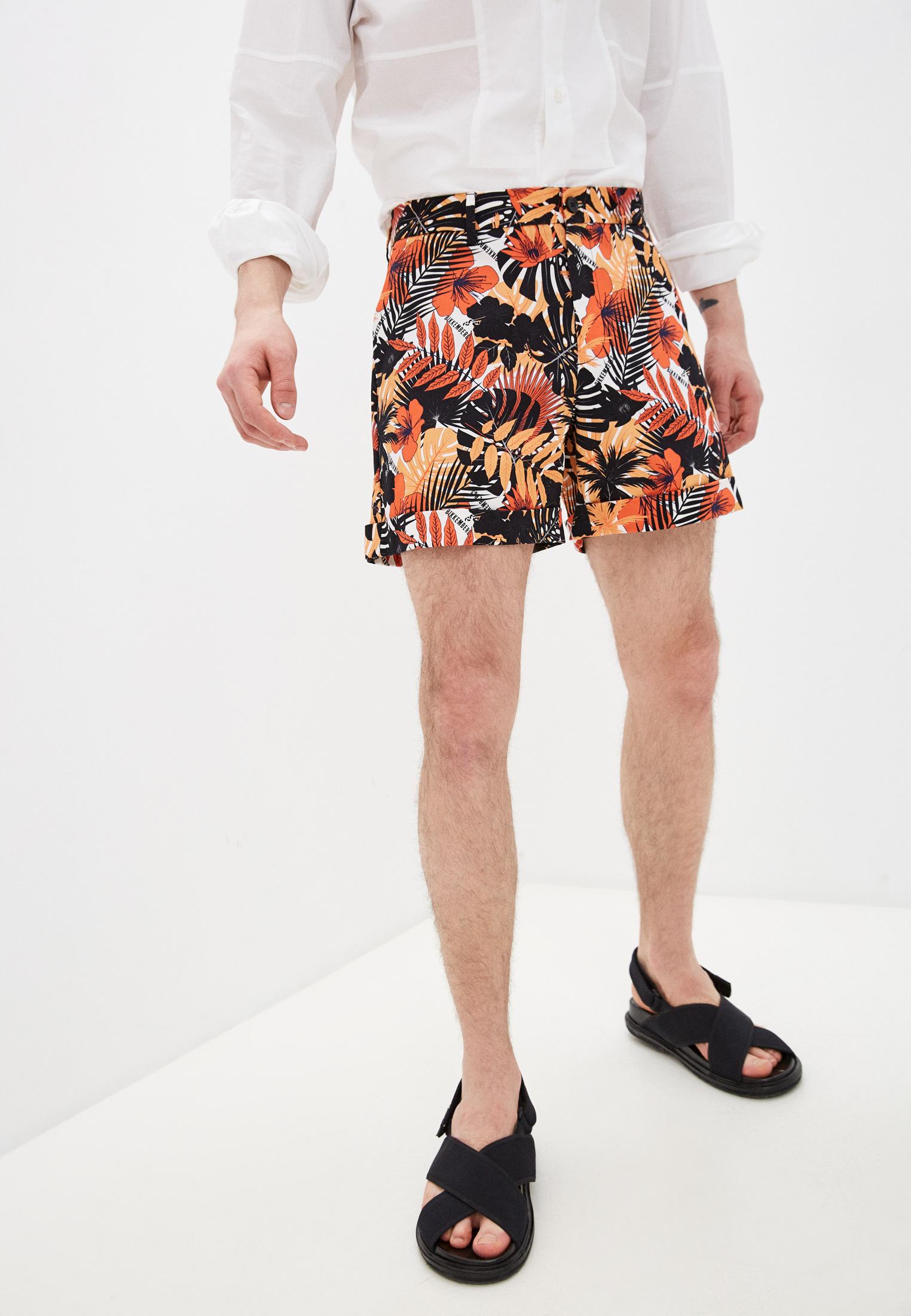 Мужские повседневные шорты Bikkembergs (Биккембергс) C O 012 00 S 3273: изображение 1