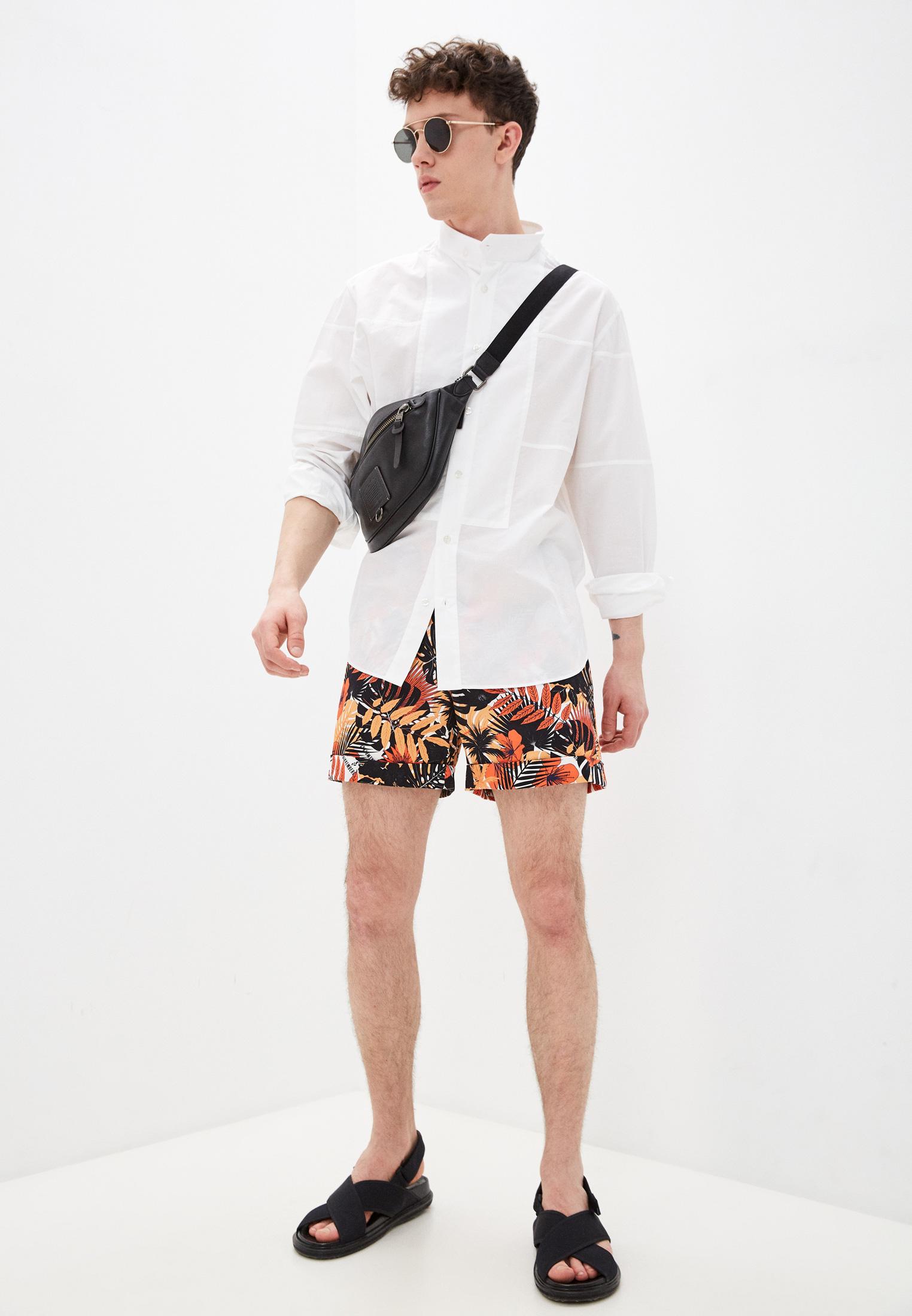 Мужские повседневные шорты Bikkembergs (Биккембергс) C O 012 00 S 3273: изображение 3