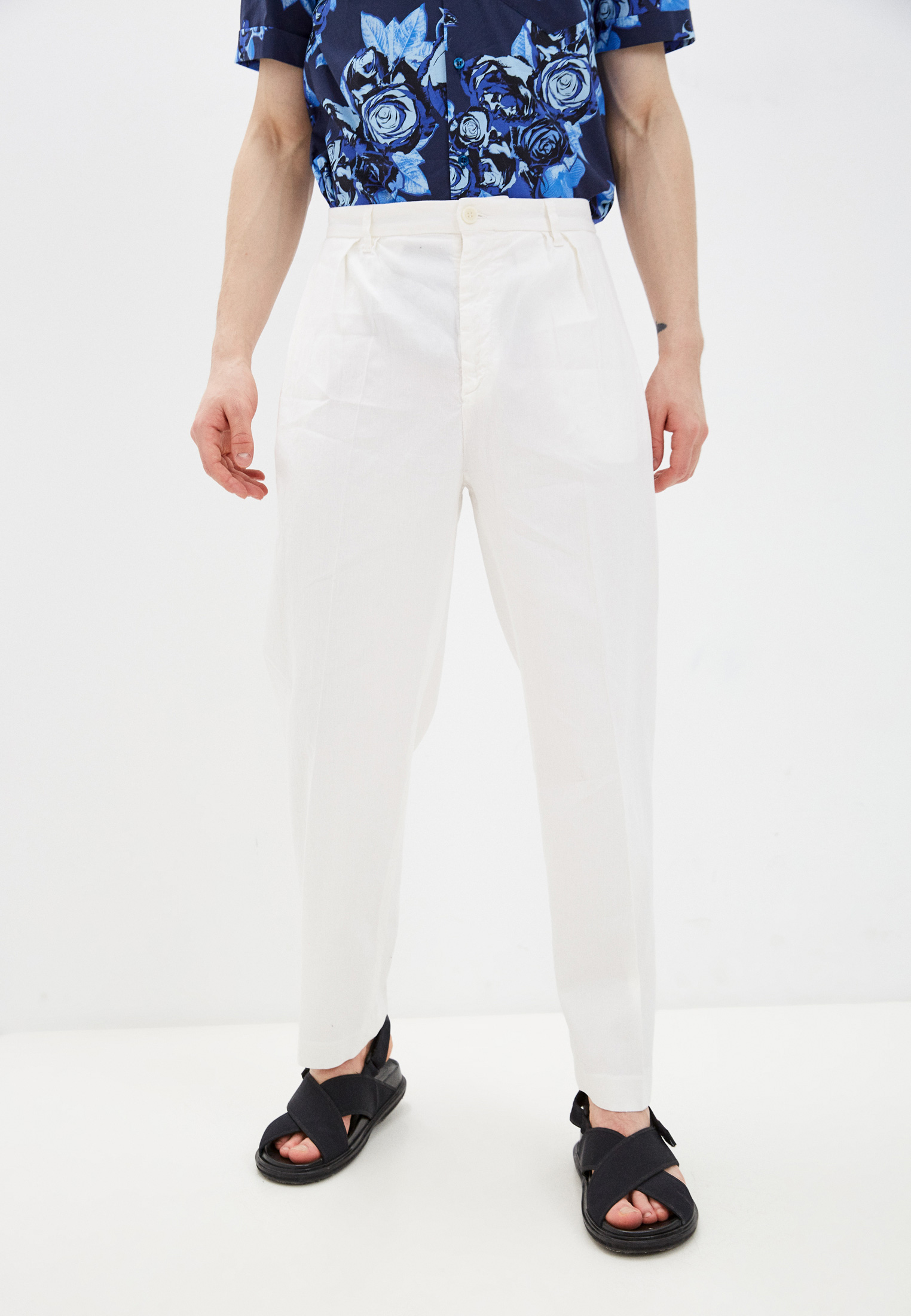 Мужские повседневные брюки Bikkembergs (Биккембергс) C P 059 00 S 3414