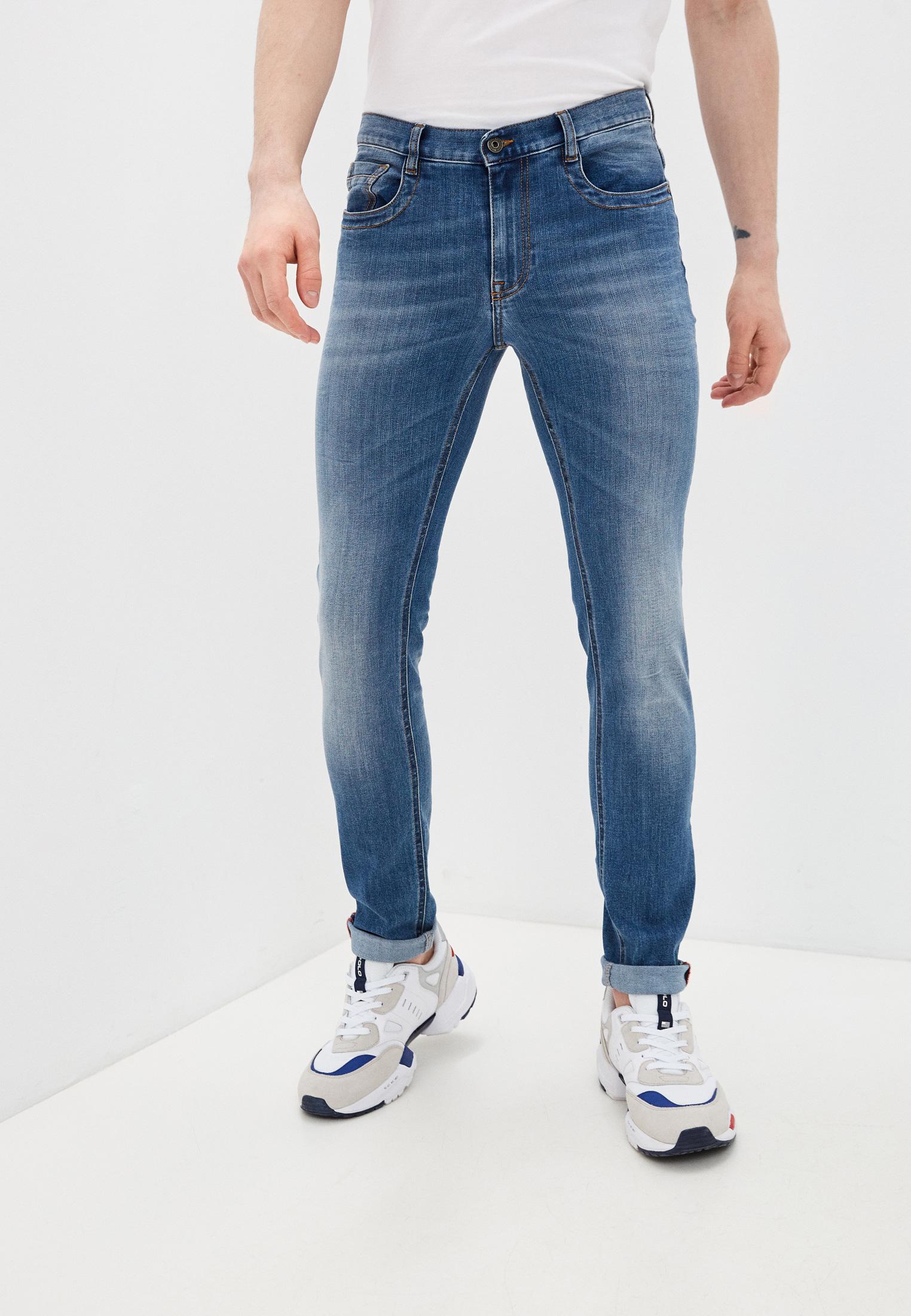 Мужские зауженные джинсы Bikkembergs (Биккембергс) C Q 101 00 S 3181: изображение 6