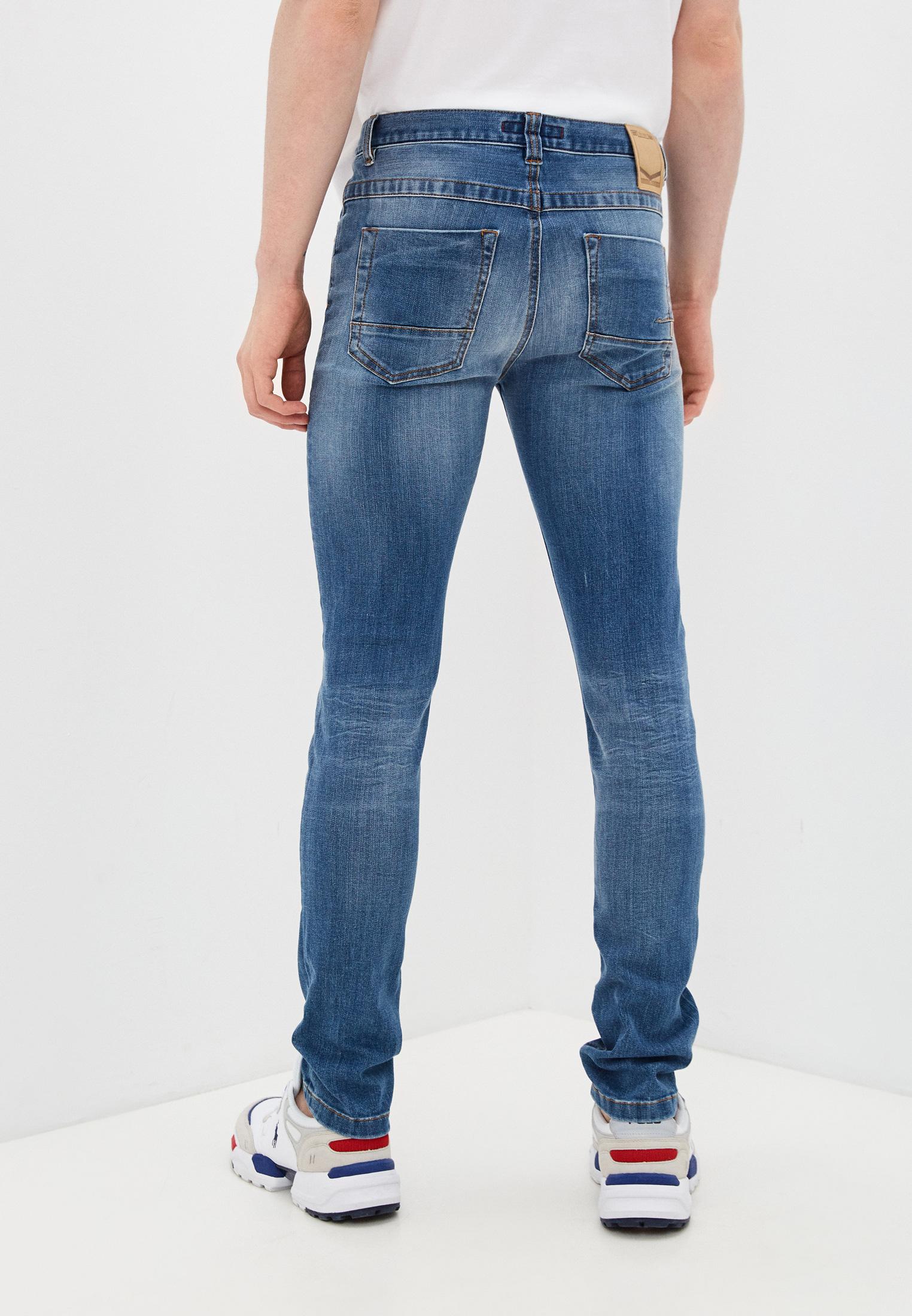 Мужские зауженные джинсы Bikkembergs (Биккембергс) C Q 101 00 S 3181: изображение 9