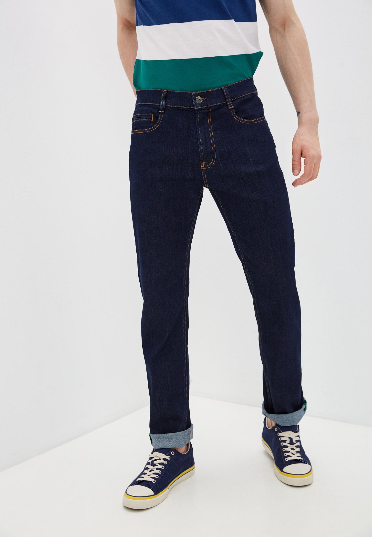 Мужские прямые джинсы Bikkembergs (Биккембергс) C Q 102 00 S 3181: изображение 1