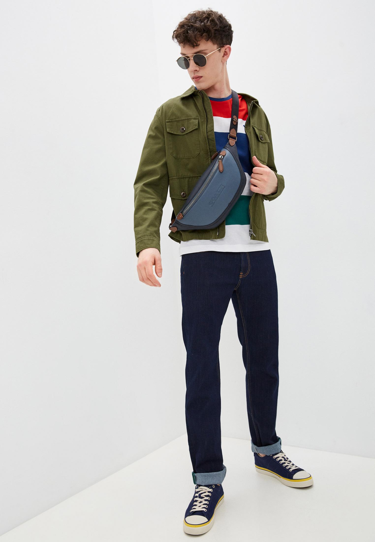 Мужские прямые джинсы Bikkembergs (Биккембергс) C Q 102 00 S 3181: изображение 3
