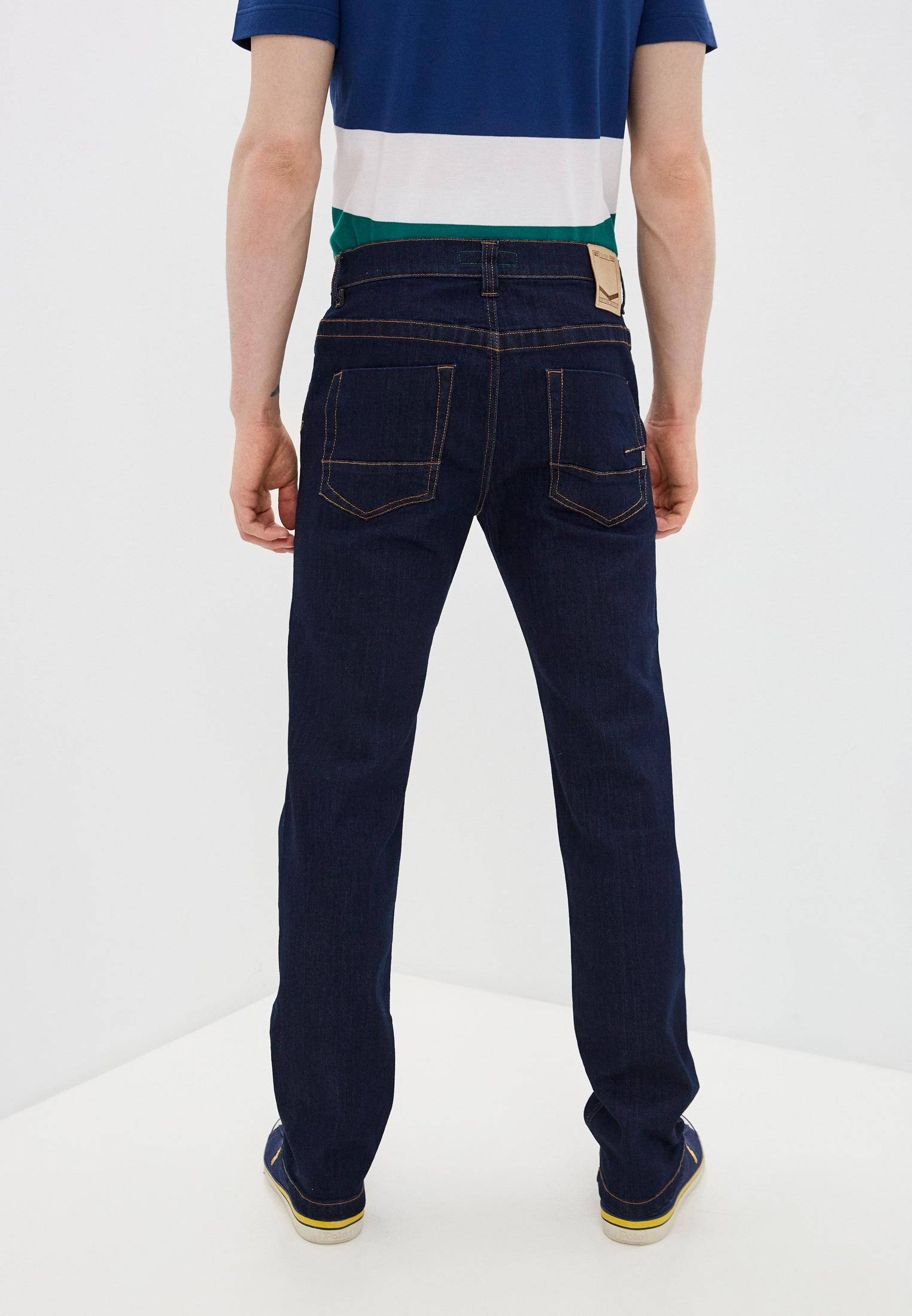 Мужские прямые джинсы Bikkembergs (Биккембергс) C Q 102 00 S 3181: изображение 4
