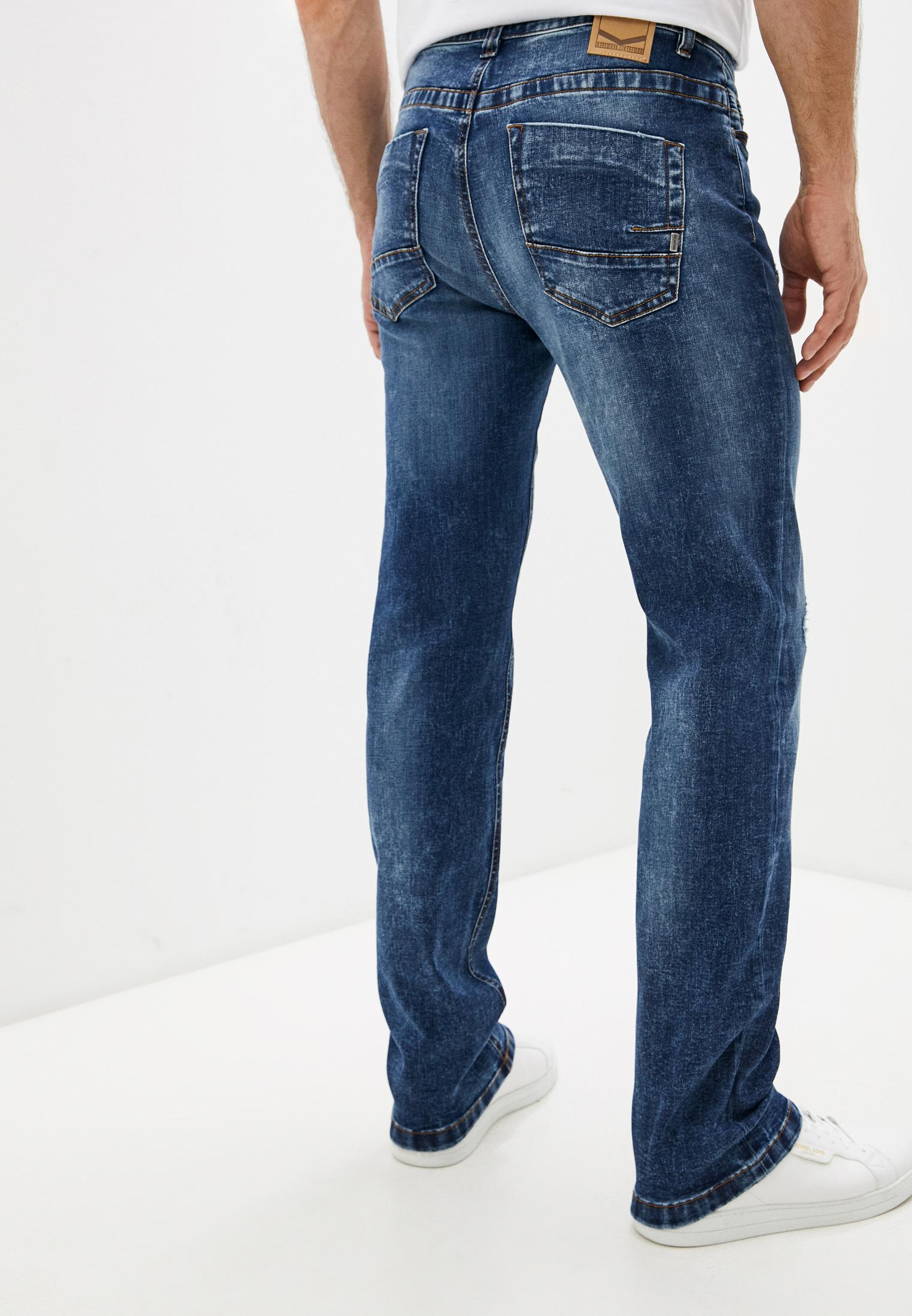 Мужские прямые джинсы Bikkembergs (Биккембергс) C Q 102 00 S 3181: изображение 9