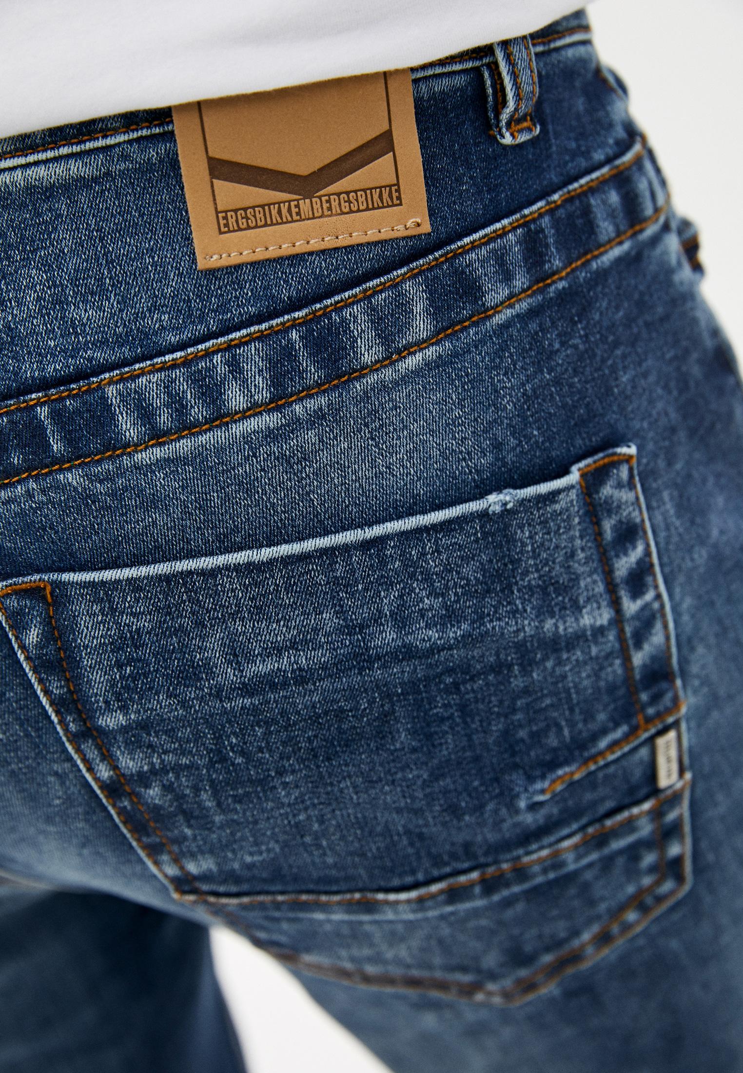 Мужские прямые джинсы Bikkembergs (Биккембергс) C Q 102 00 S 3181: изображение 10