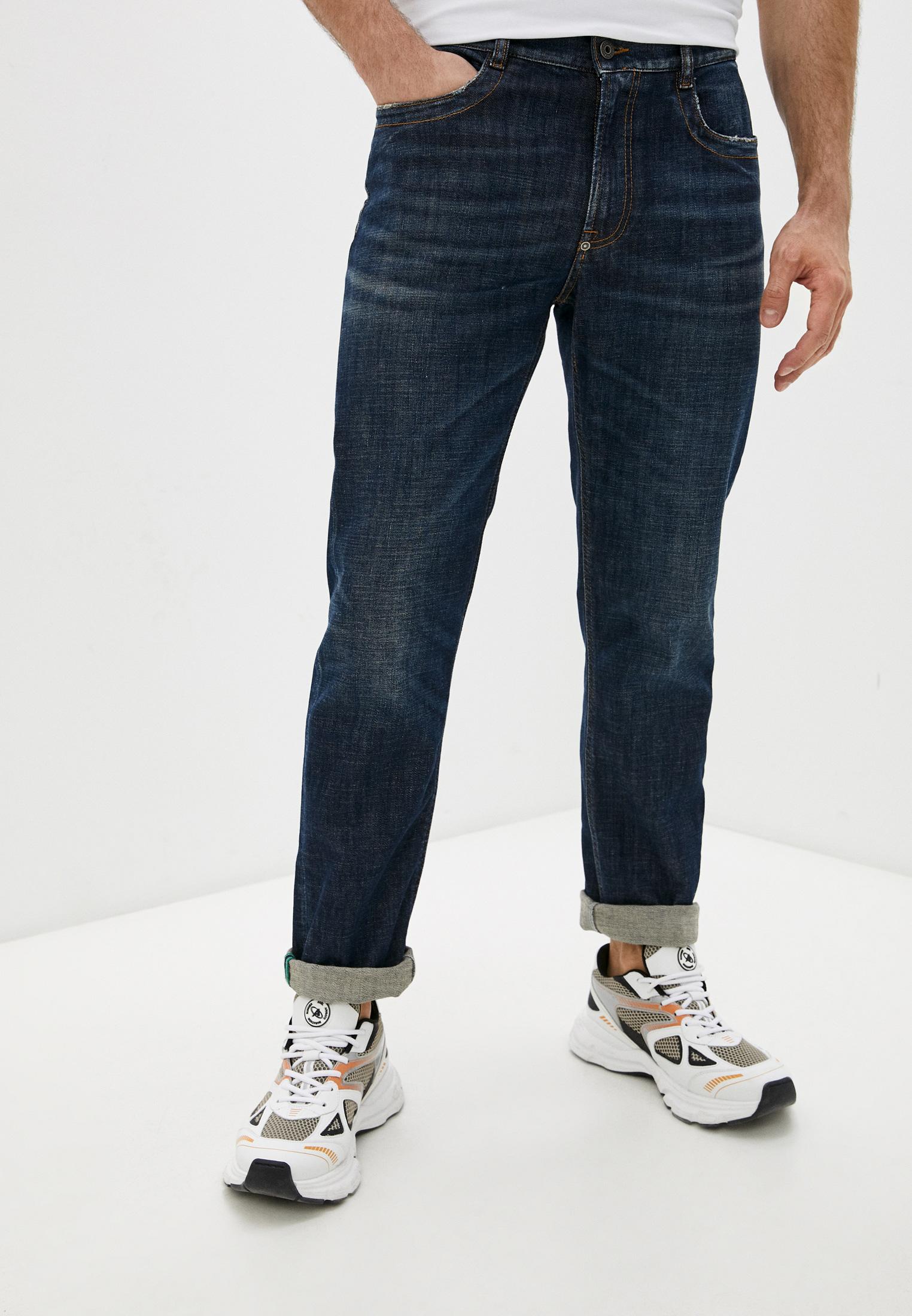 Мужские прямые джинсы Bikkembergs C Q 102 03 S 3393