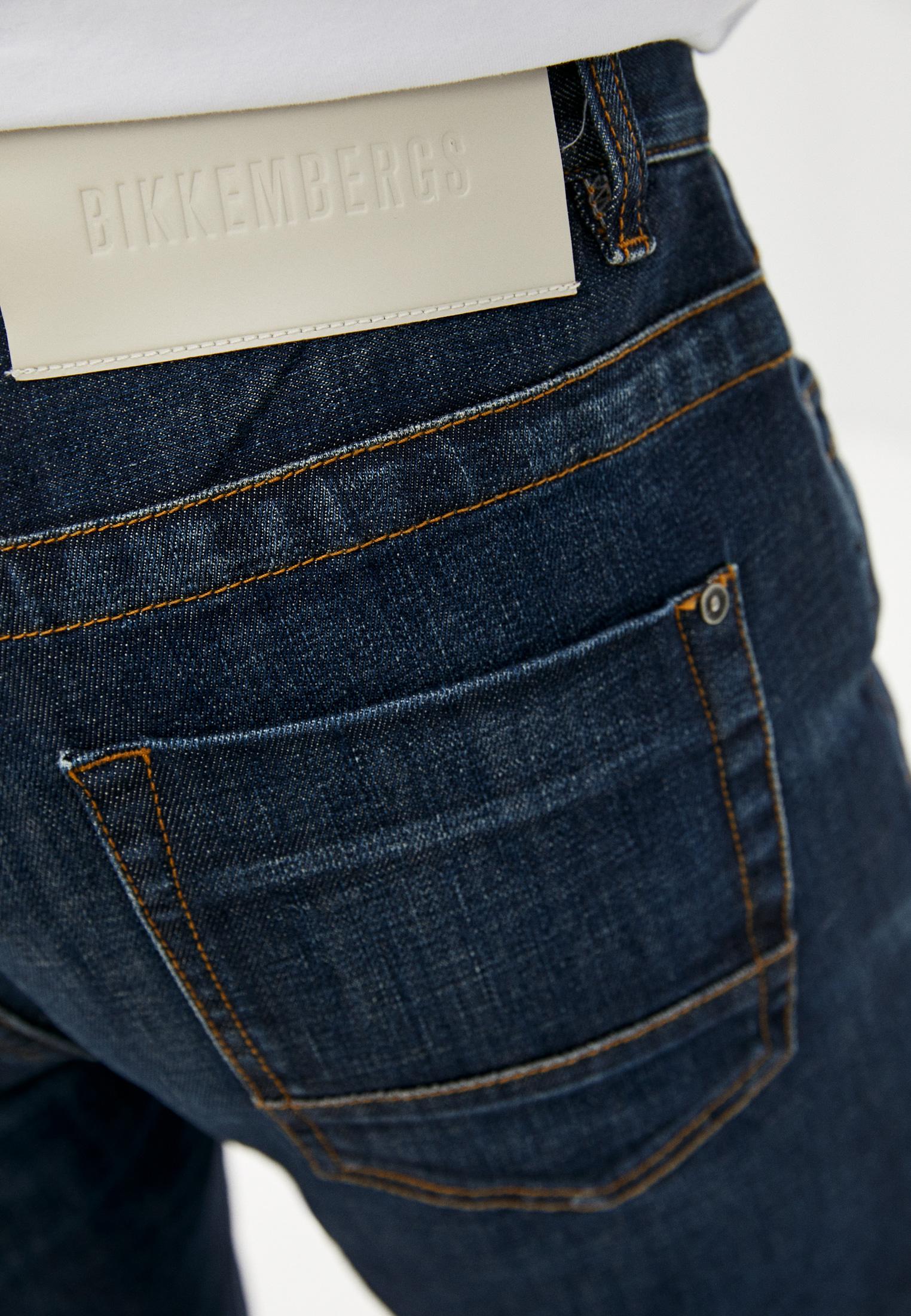 Мужские прямые джинсы Bikkembergs (Биккембергс) C Q 102 03 S 3393: изображение 5