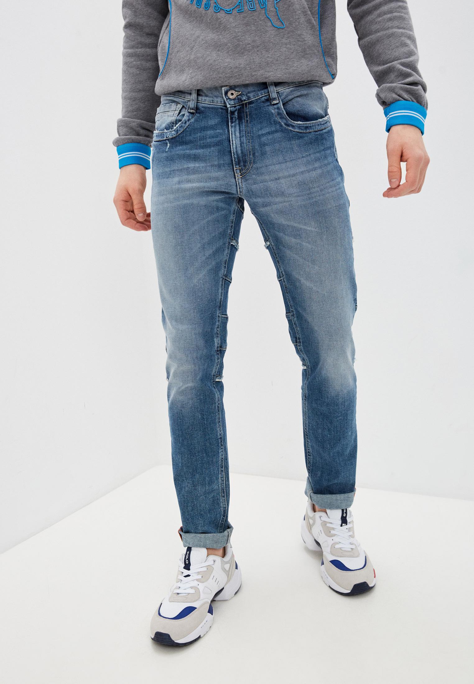 Зауженные джинсы Bikkembergs C Q 104 00 S 3182: изображение 1