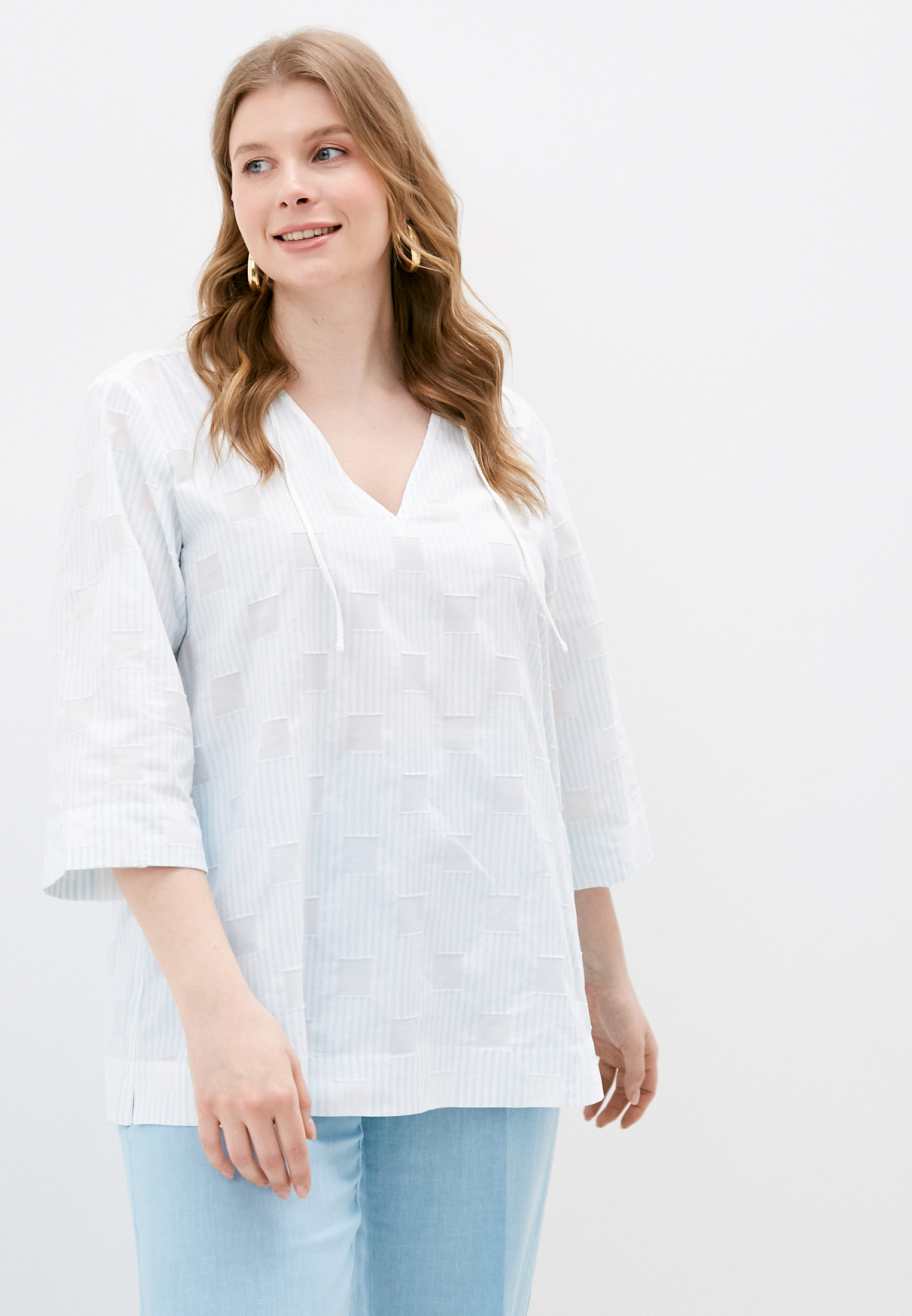 Блуза Marina Rinaldi Voyage 3192041