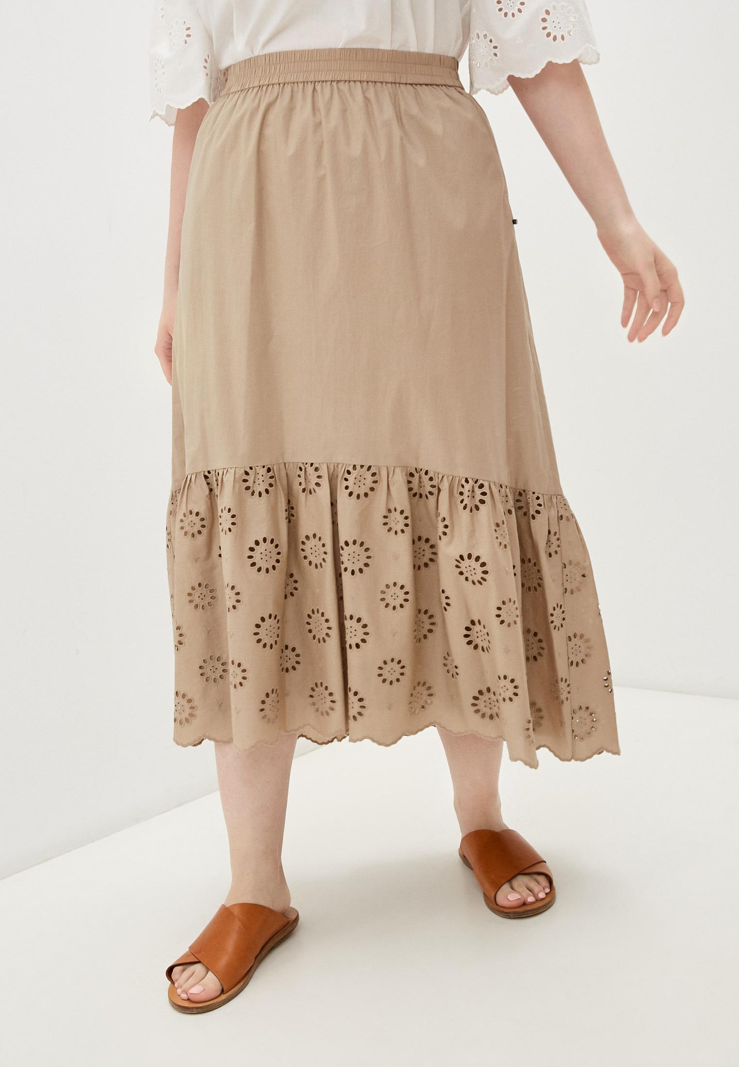Широкая юбка Marina Rinaldi Sport 5102021