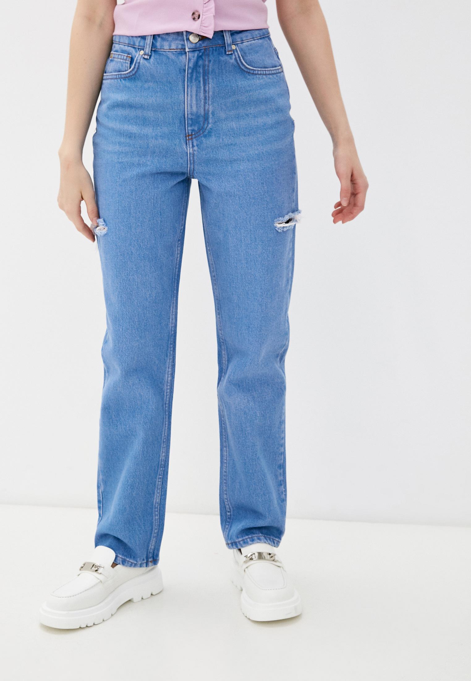 Прямые джинсы Trendyol TWOSS21JE0192