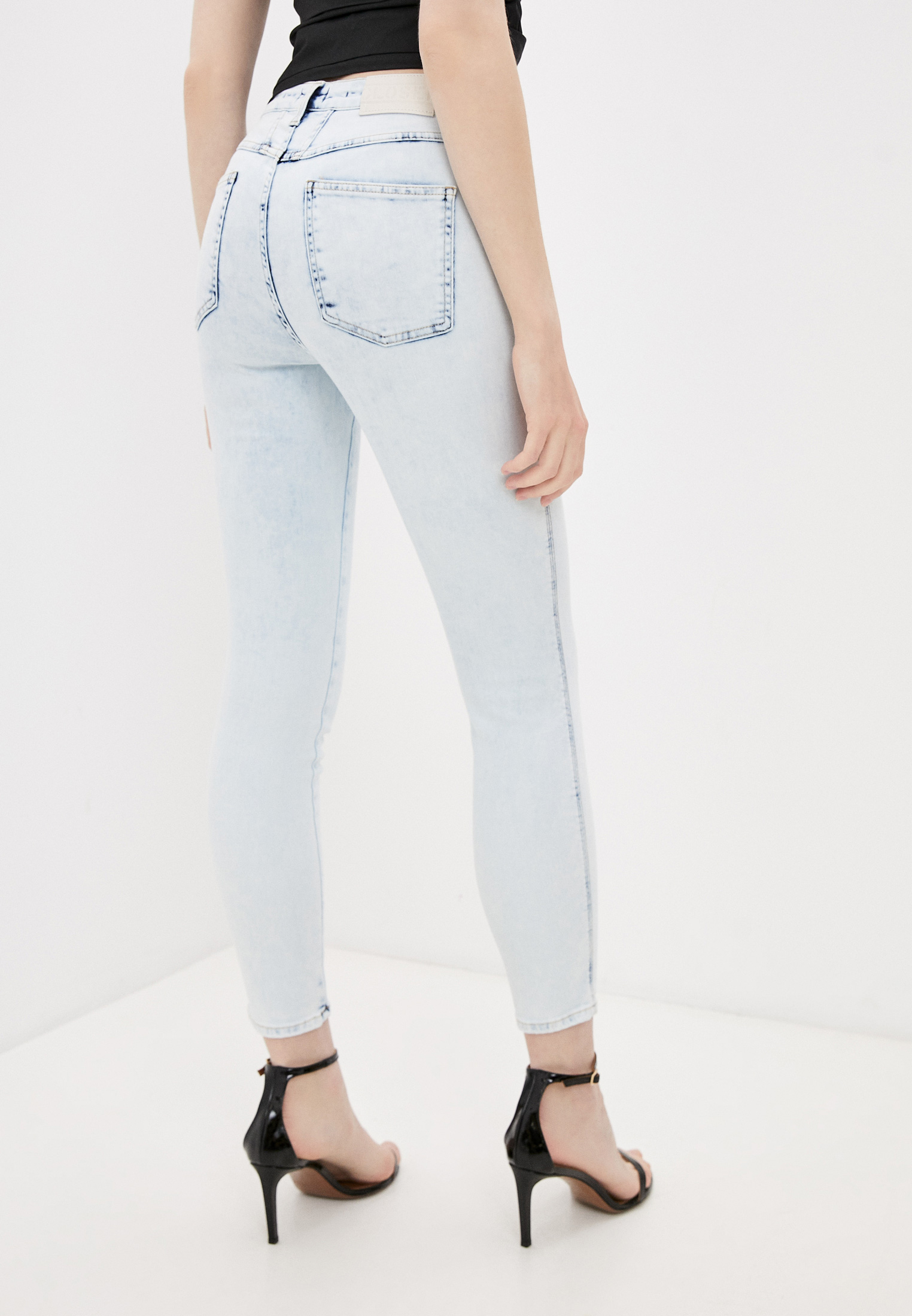 Зауженные джинсы Closed C91231-06E-05: изображение 4