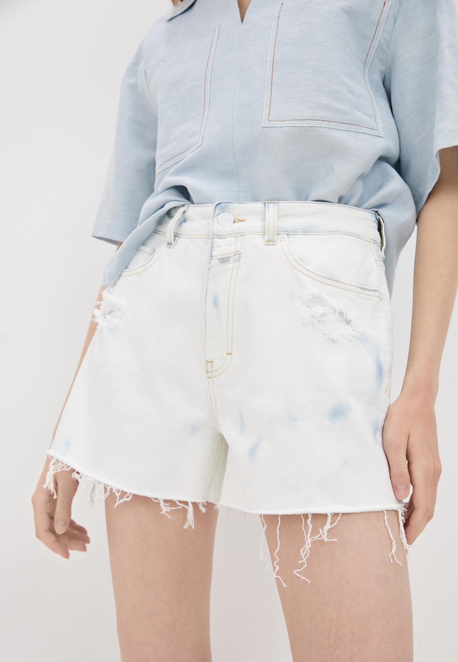 Женские джинсовые шорты Closed Шорты джинсовые Closed