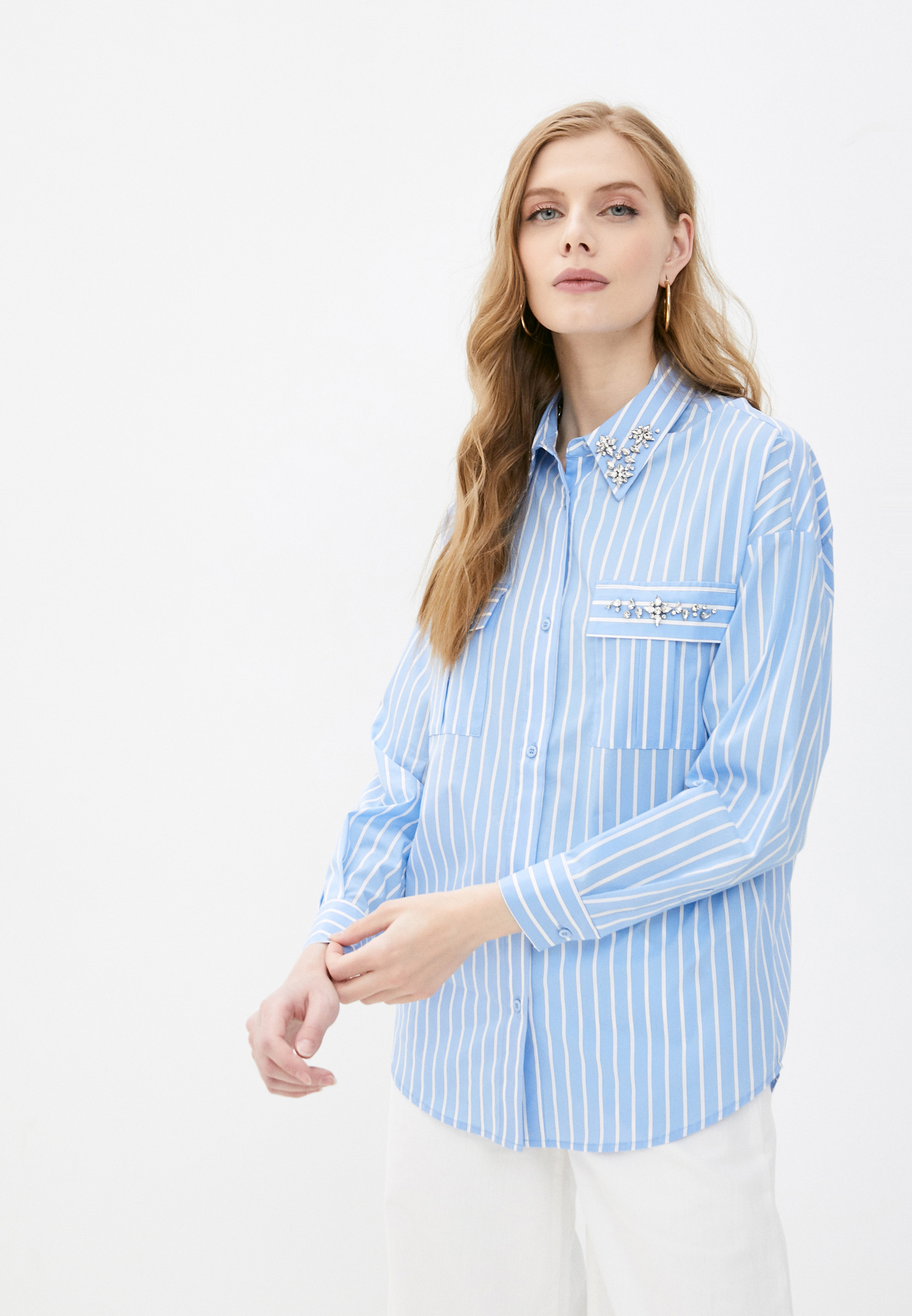 Рубашка Liu Jo (Лиу Джо) CA1011 T2376