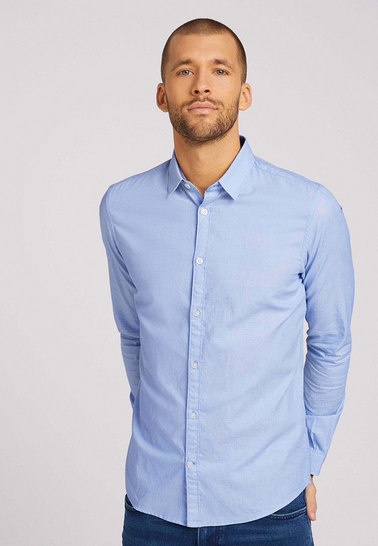 Рубашка с длинным рукавом Tom Tailor (Том Тейлор) 1023881: изображение 1