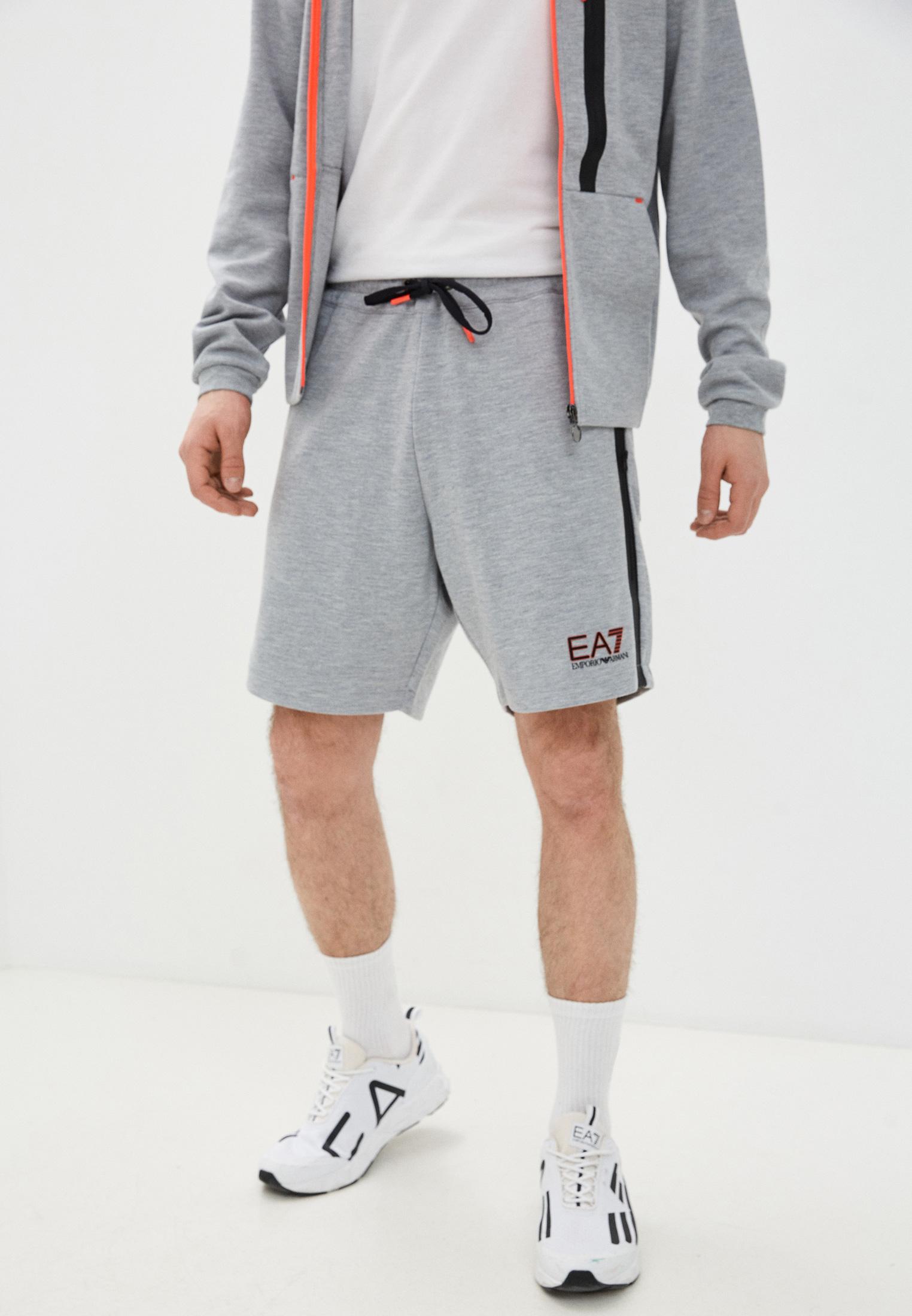 Мужские повседневные шорты EA7 3YPS75PJC0Z
