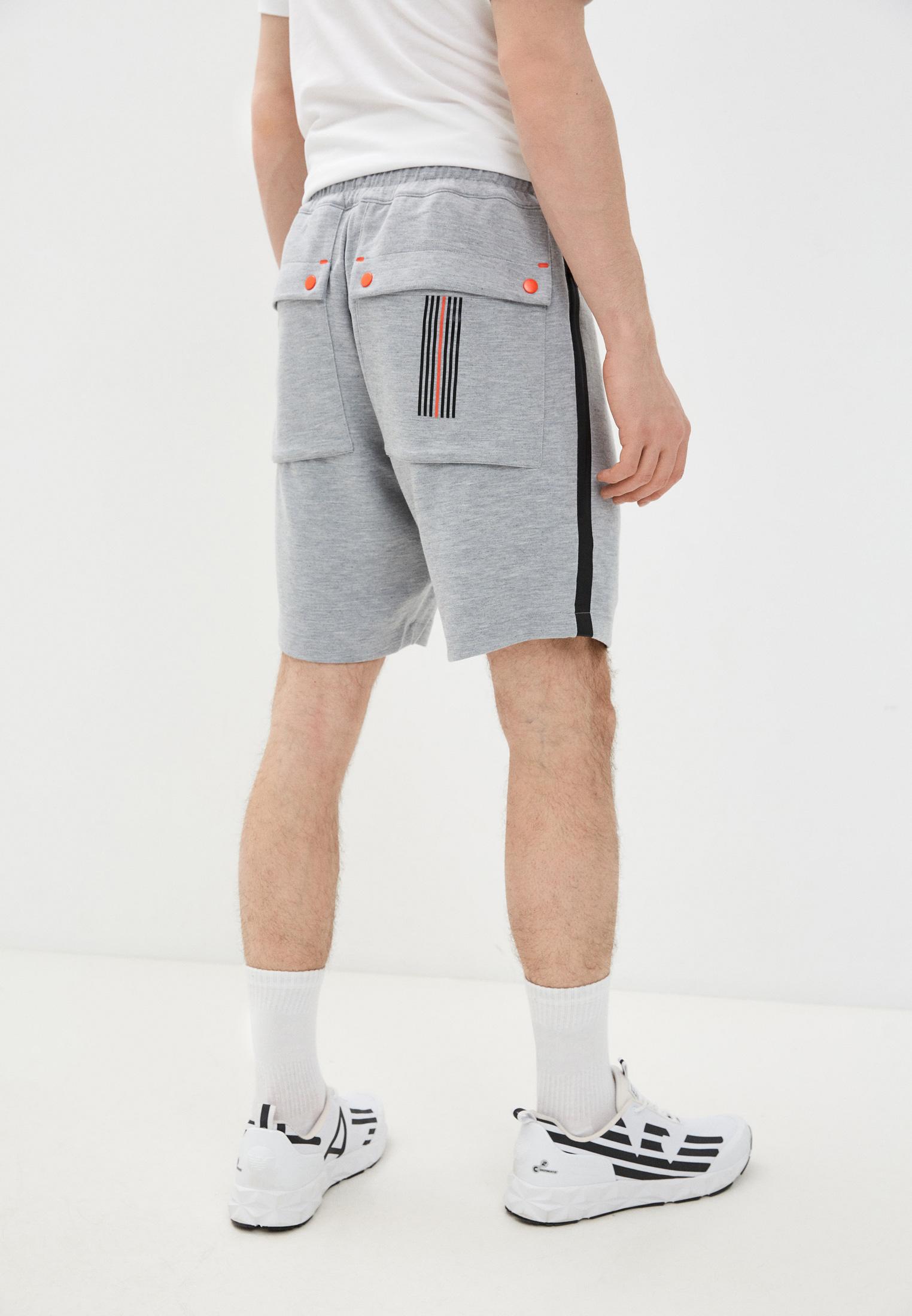 Мужские повседневные шорты EA7 3YPS75PJC0Z: изображение 4