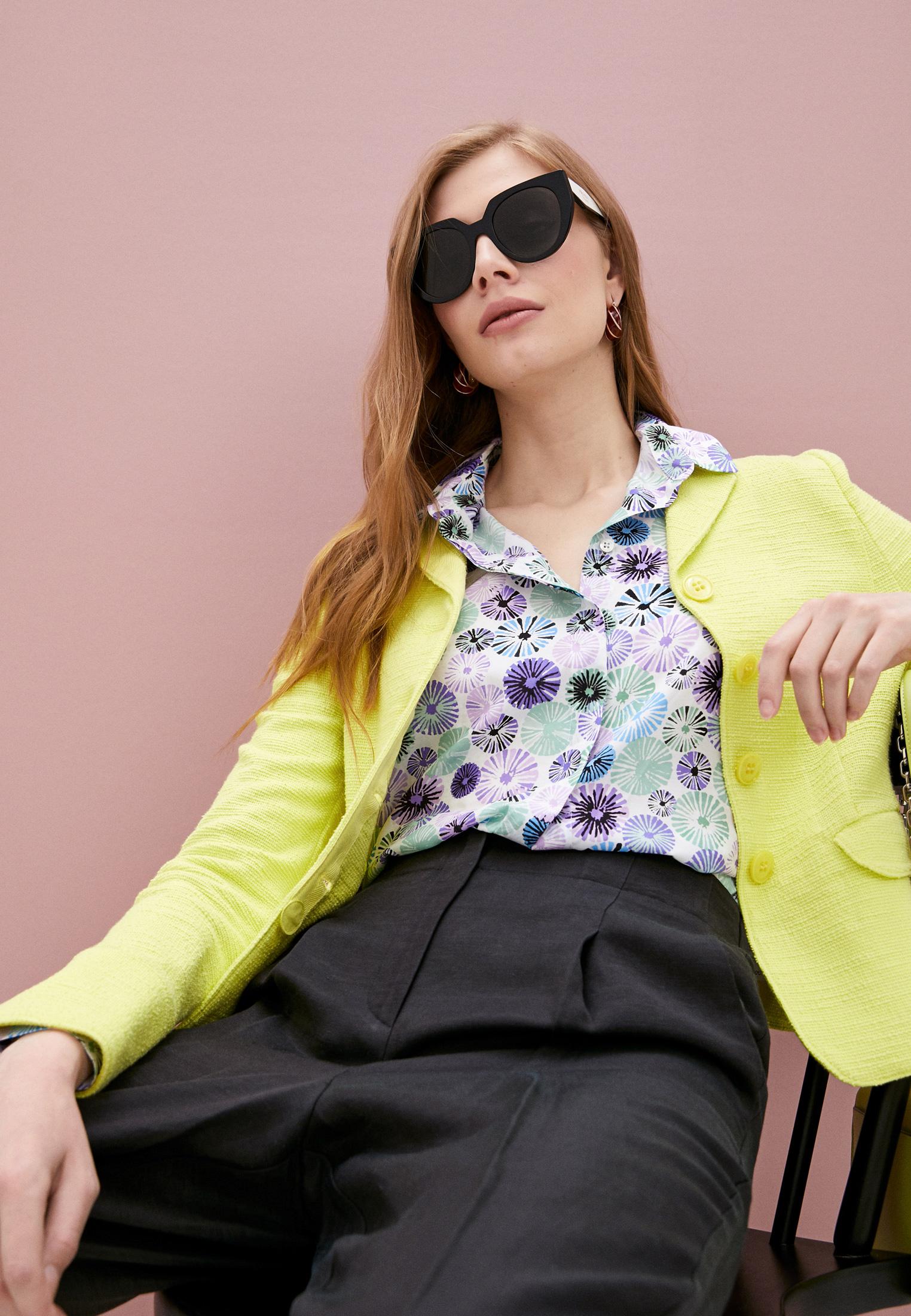 Блуза Armani Jeans (Армани Джинс) 3Y5C425NXZZ: изображение 2