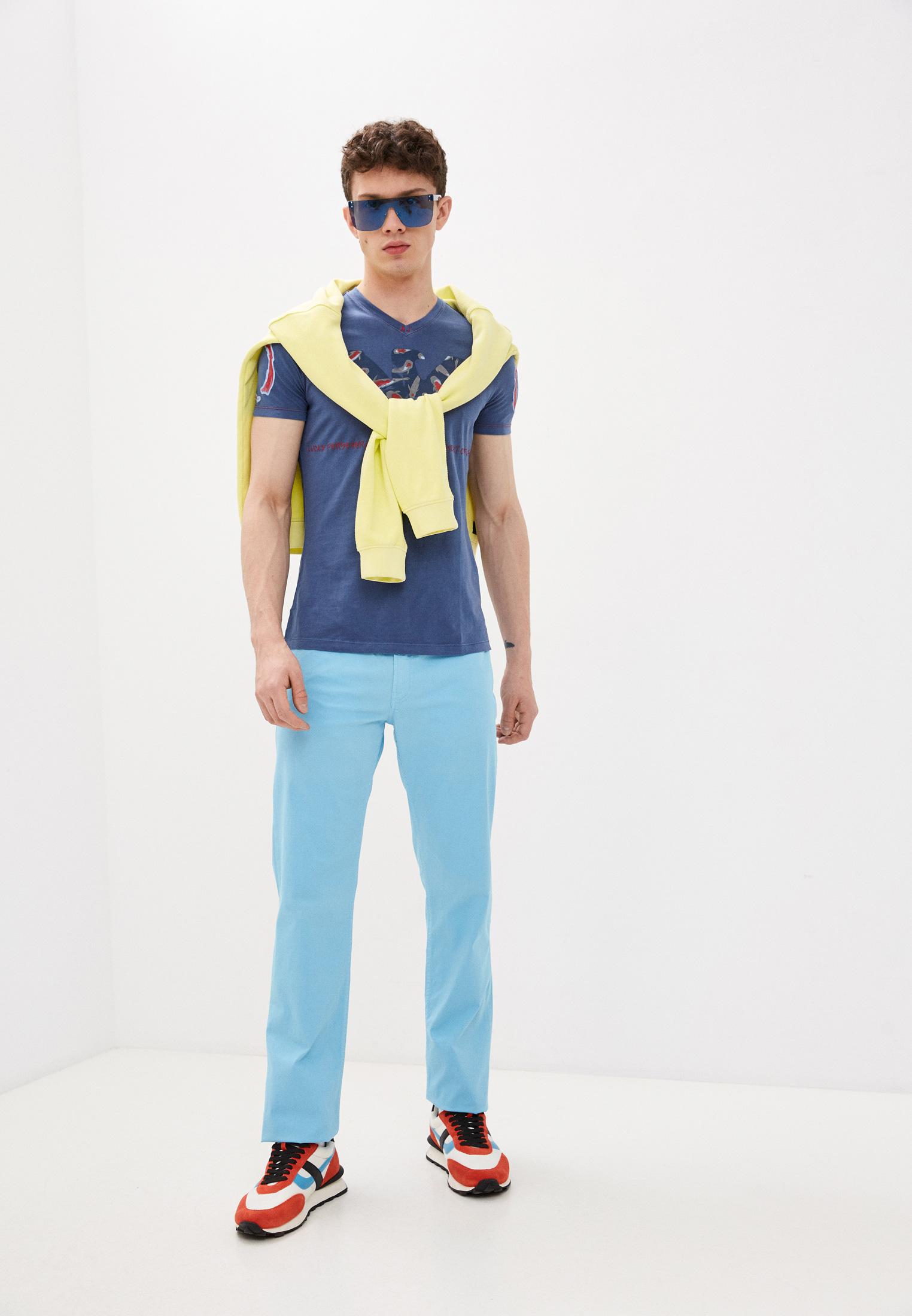 Мужская футболка Armani Jeans (Армани Джинс) 3Y6T696JACZ: изображение 3
