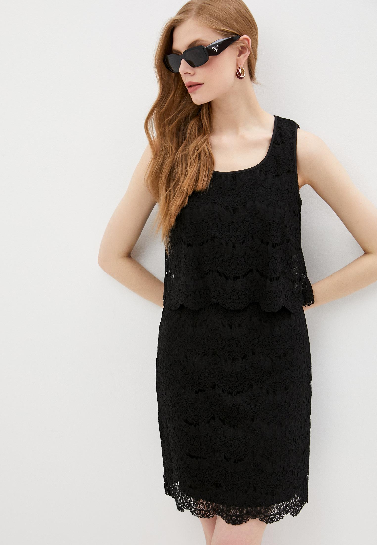 Повседневное платье Armani Jeans (Армани Джинс) 75A11JH: изображение 1