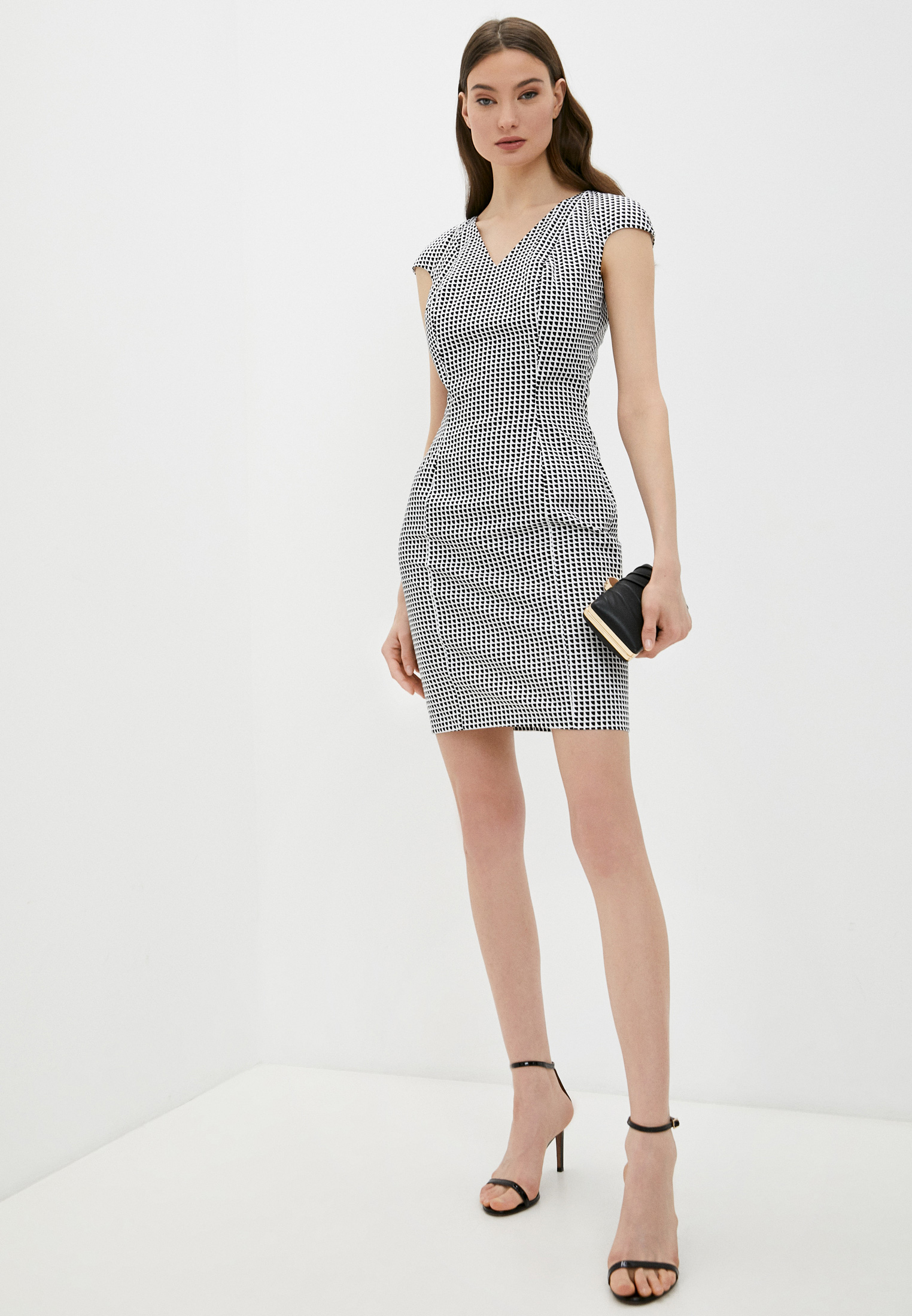 Платье Armani Jeans (Армани Джинс) 75A17UL: изображение 3