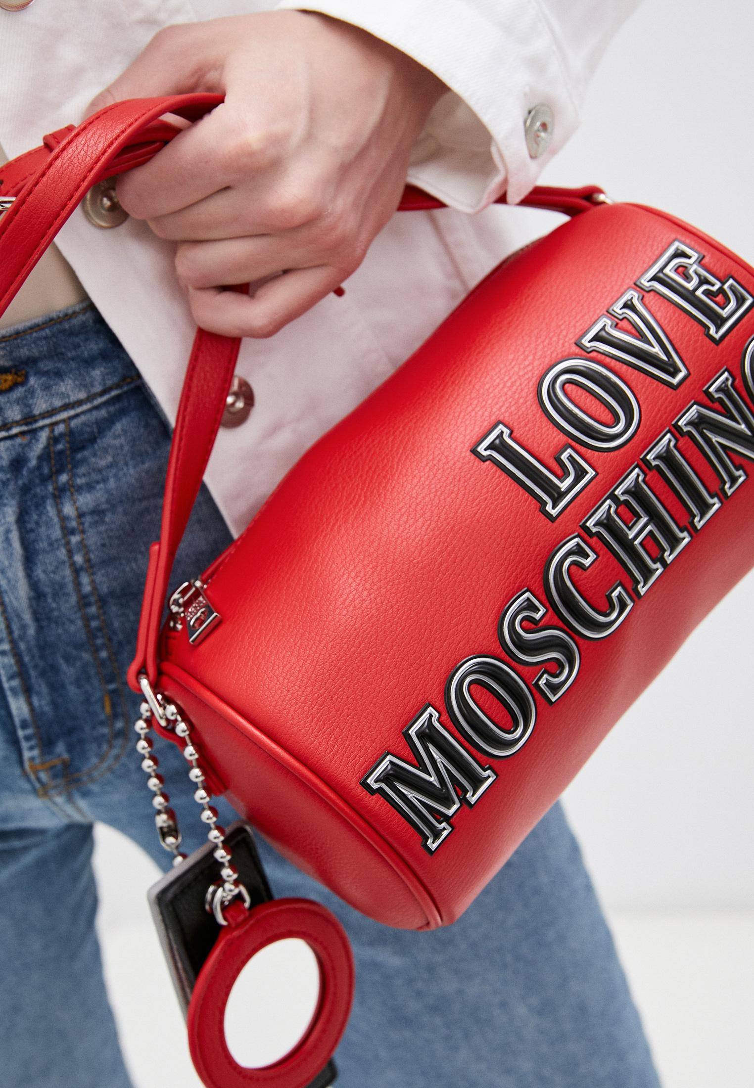 Сумка Love Moschino JC4241PP0BKG