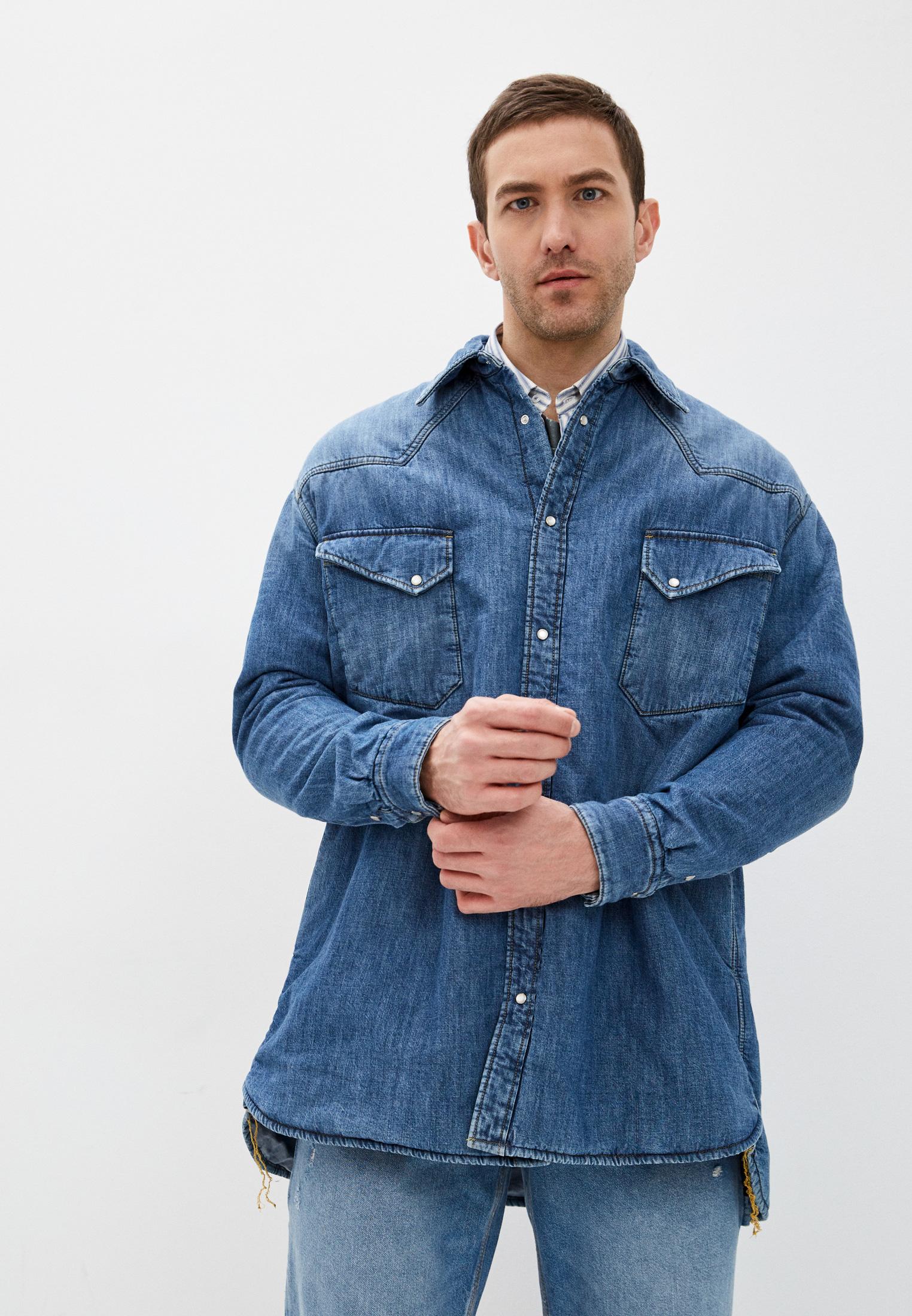 Джинсовая куртка Maison Margiela Куртка джинсовая Maison Margiela