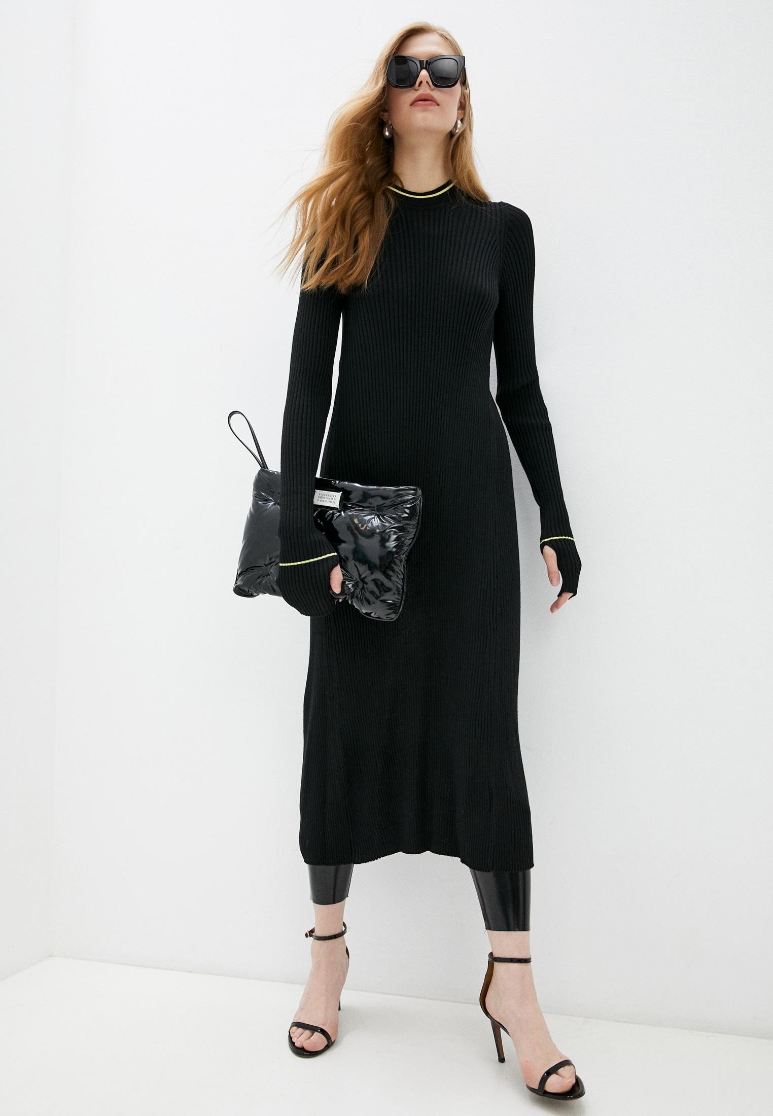 Вязаное платье Maison Margiela S51CU0043S16628