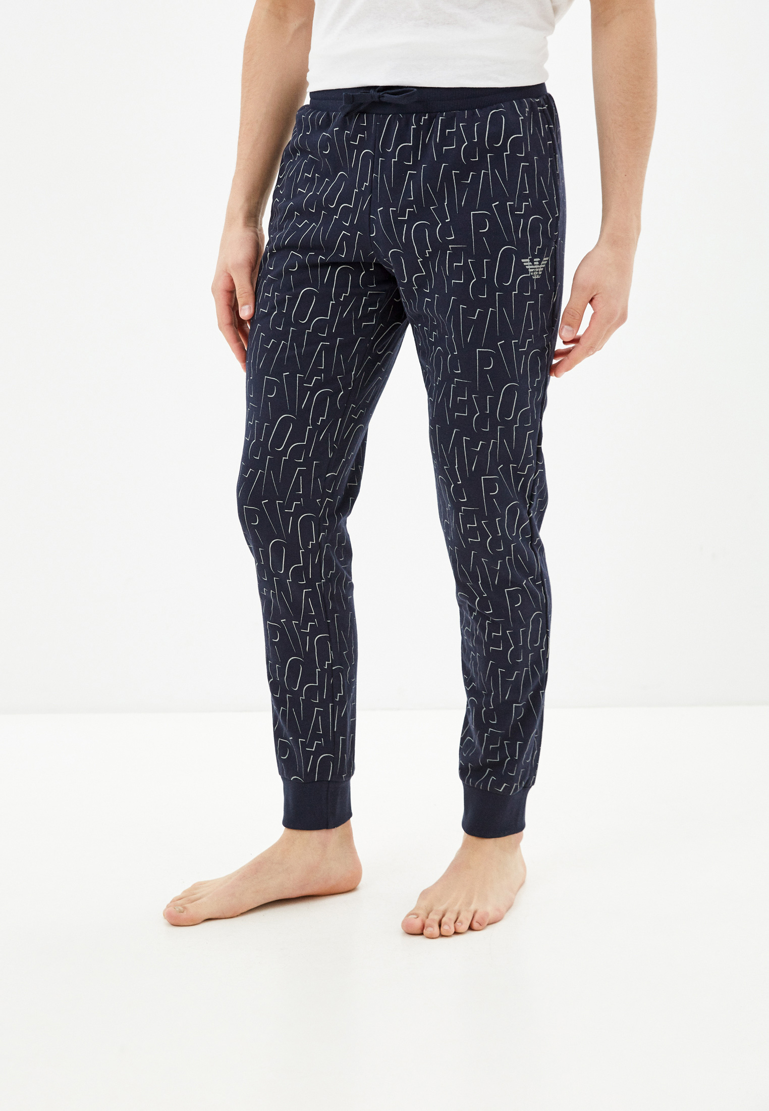 Мужские домашние брюки Emporio Armani 1116901p566