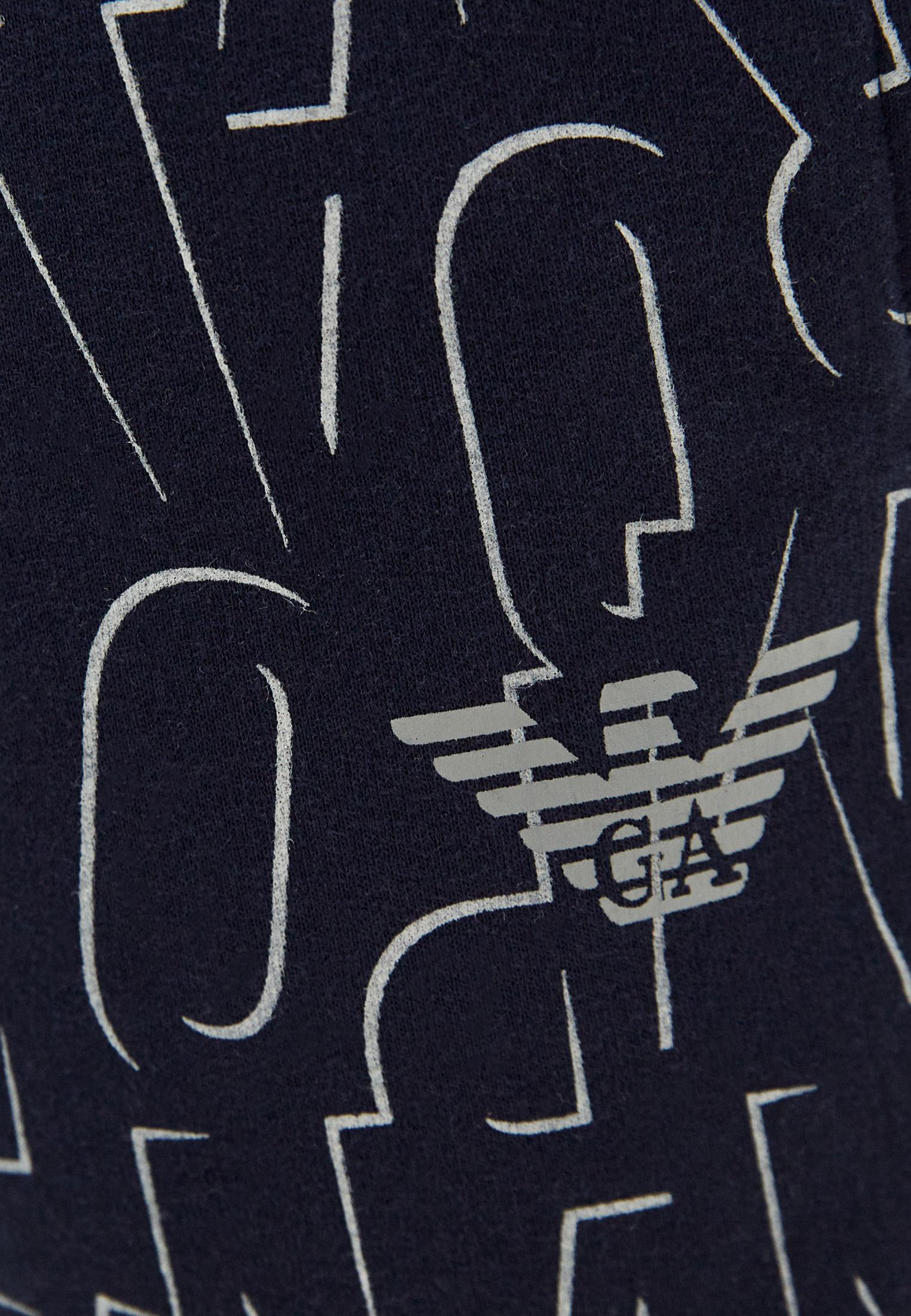 Мужские домашние брюки Emporio Armani 1116901p566: изображение 4