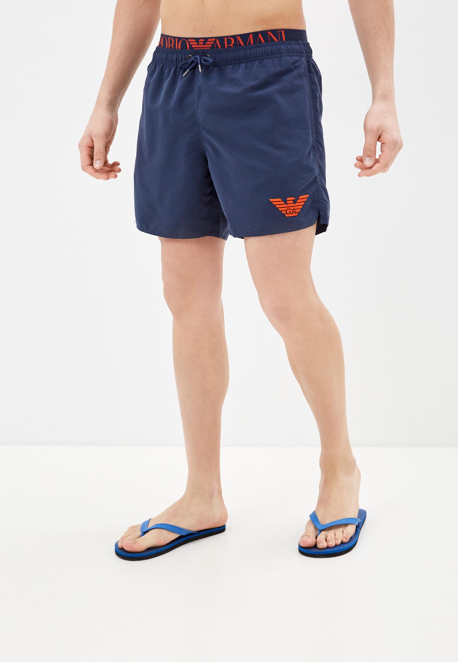 Мужские шорты для плавания Emporio Armani (Эмпорио Армани) 2117401p432