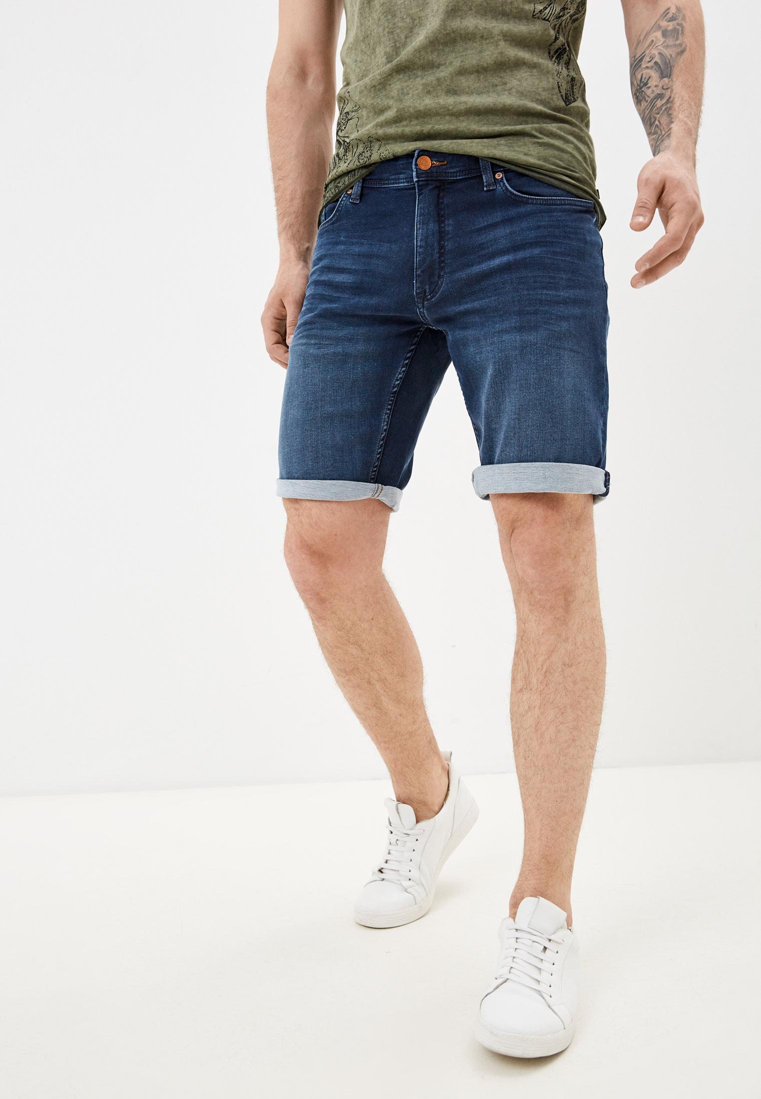 Мужские джинсовые шорты Q/S designed by Шорты джинсовые Q/S designed by