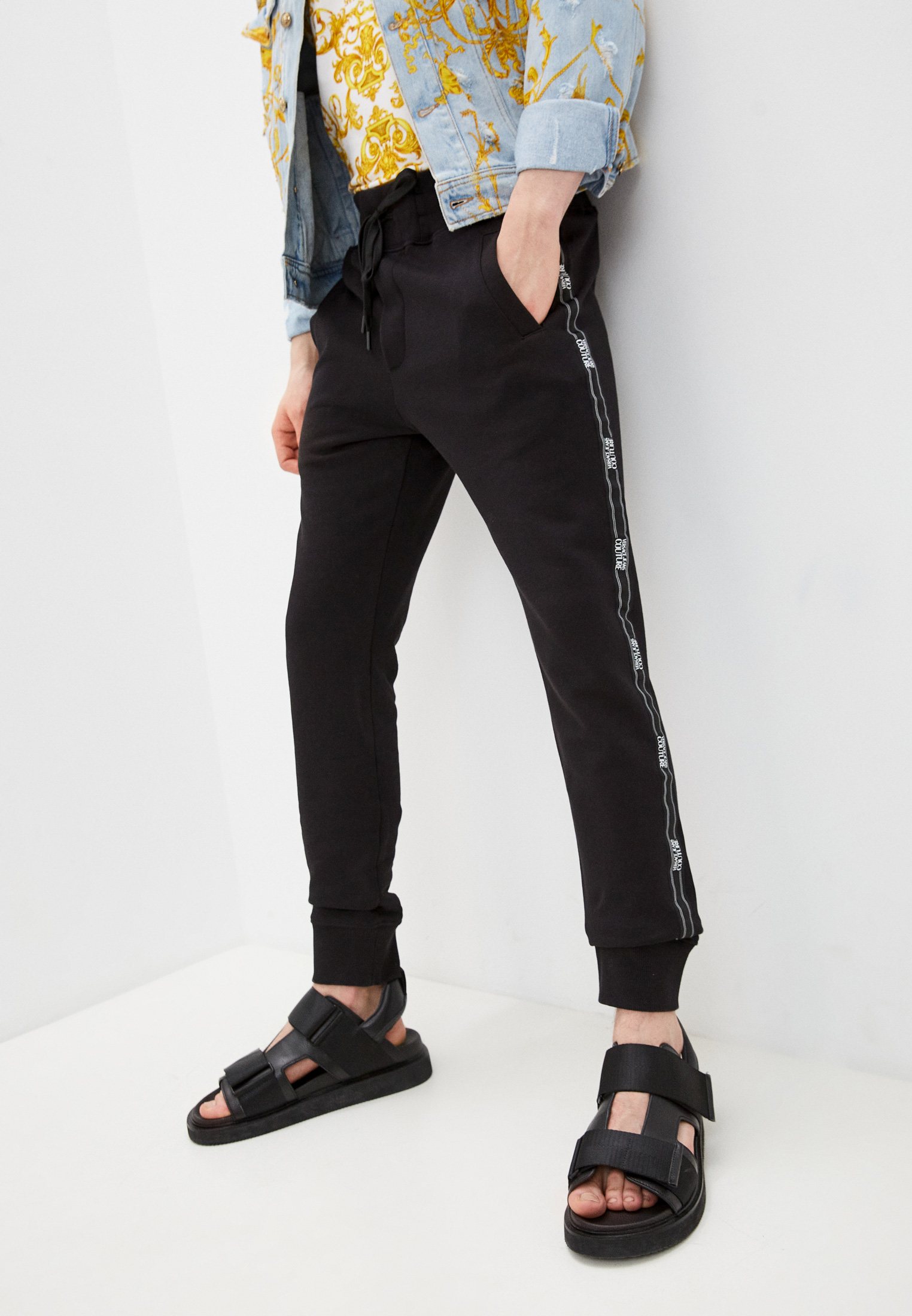 Мужские спортивные брюки Versace Jeans Couture A2GWA1F309482