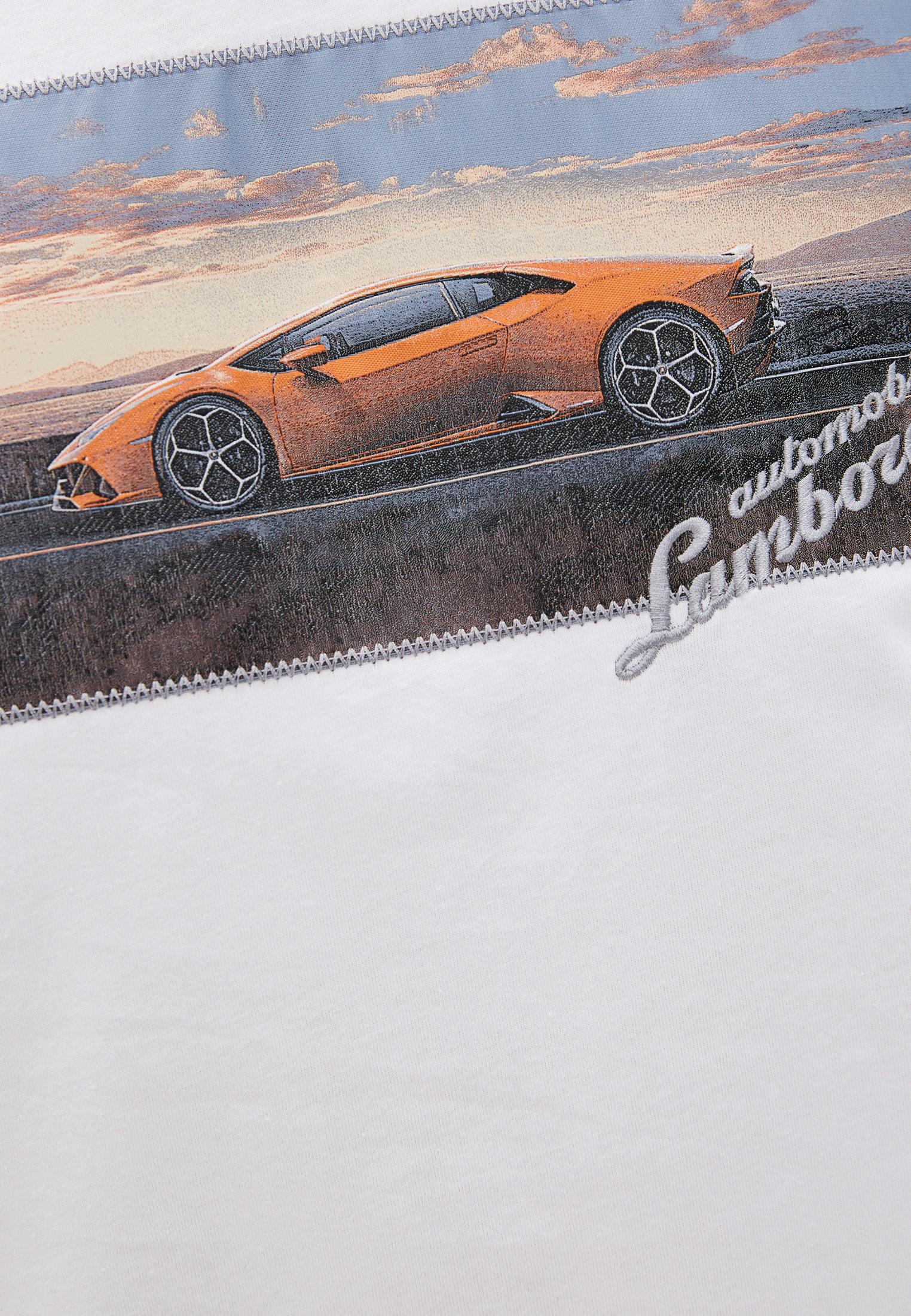 Футболка Automobili Lamborghini B3XWB7AA30431: изображение 5