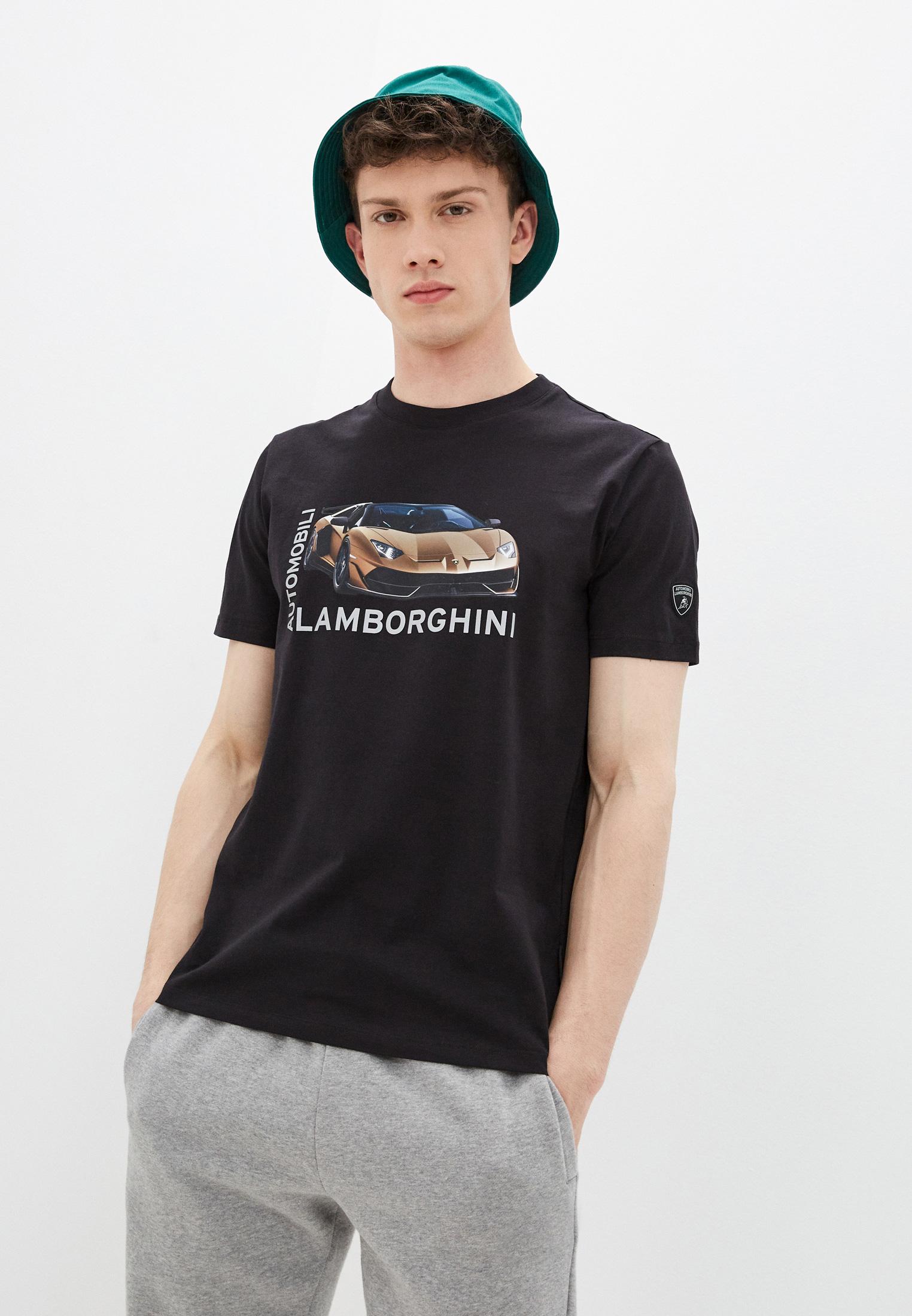 Футболка Automobili Lamborghini B3XWB7G130431: изображение 1