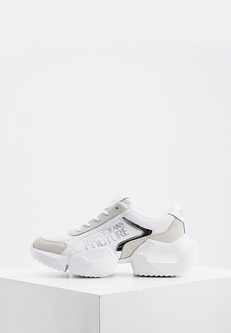 Женские кроссовки Versace Jeans Couture E0VWASU371929