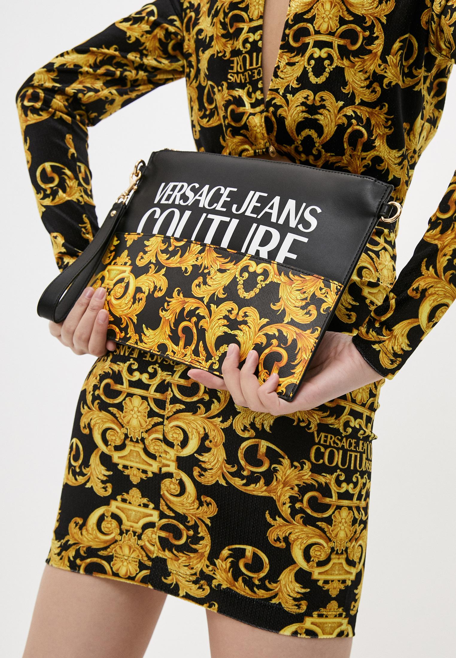 Клатч Versace Jeans Couture Клатч Versace Jeans Couture