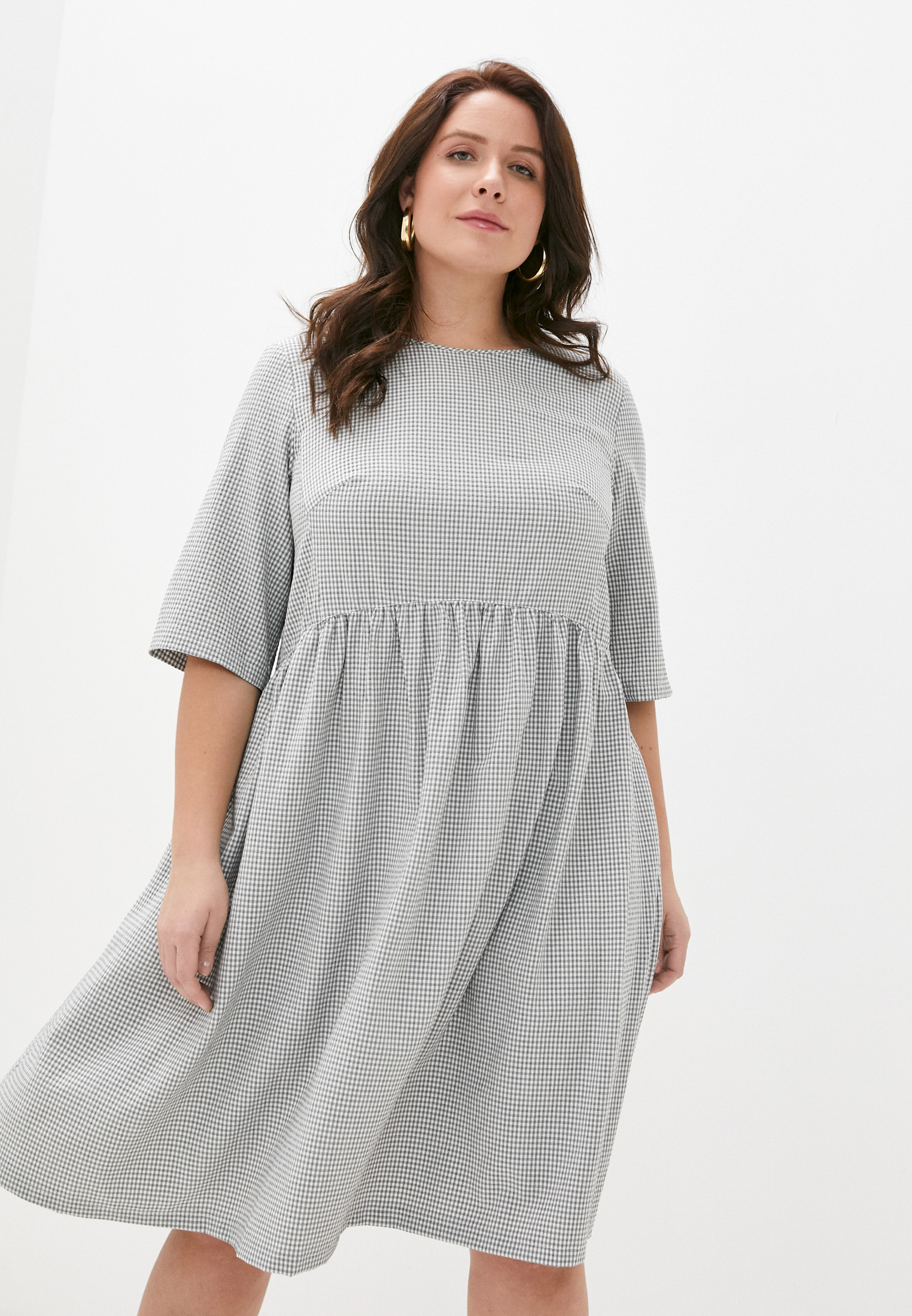 Повседневное платье Nataliy Beate Платье мод.519: изображение 1
