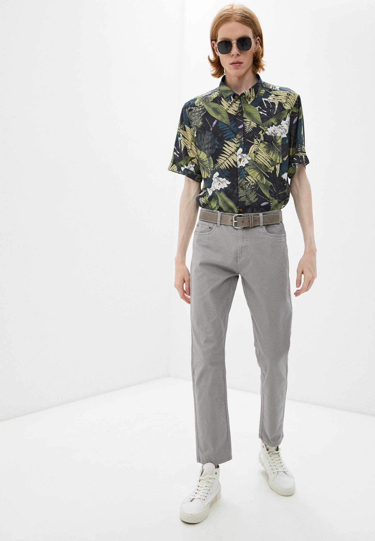 Мужские повседневные брюки Code 115739: изображение 2
