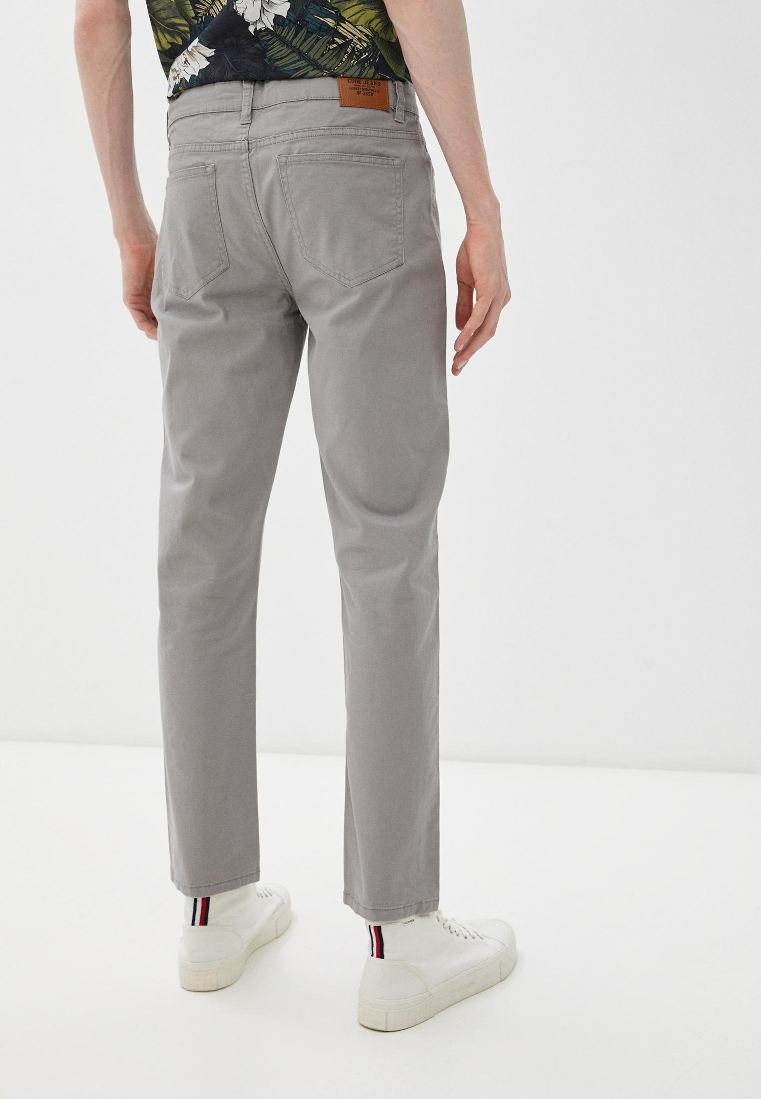 Мужские повседневные брюки Code 115739: изображение 3